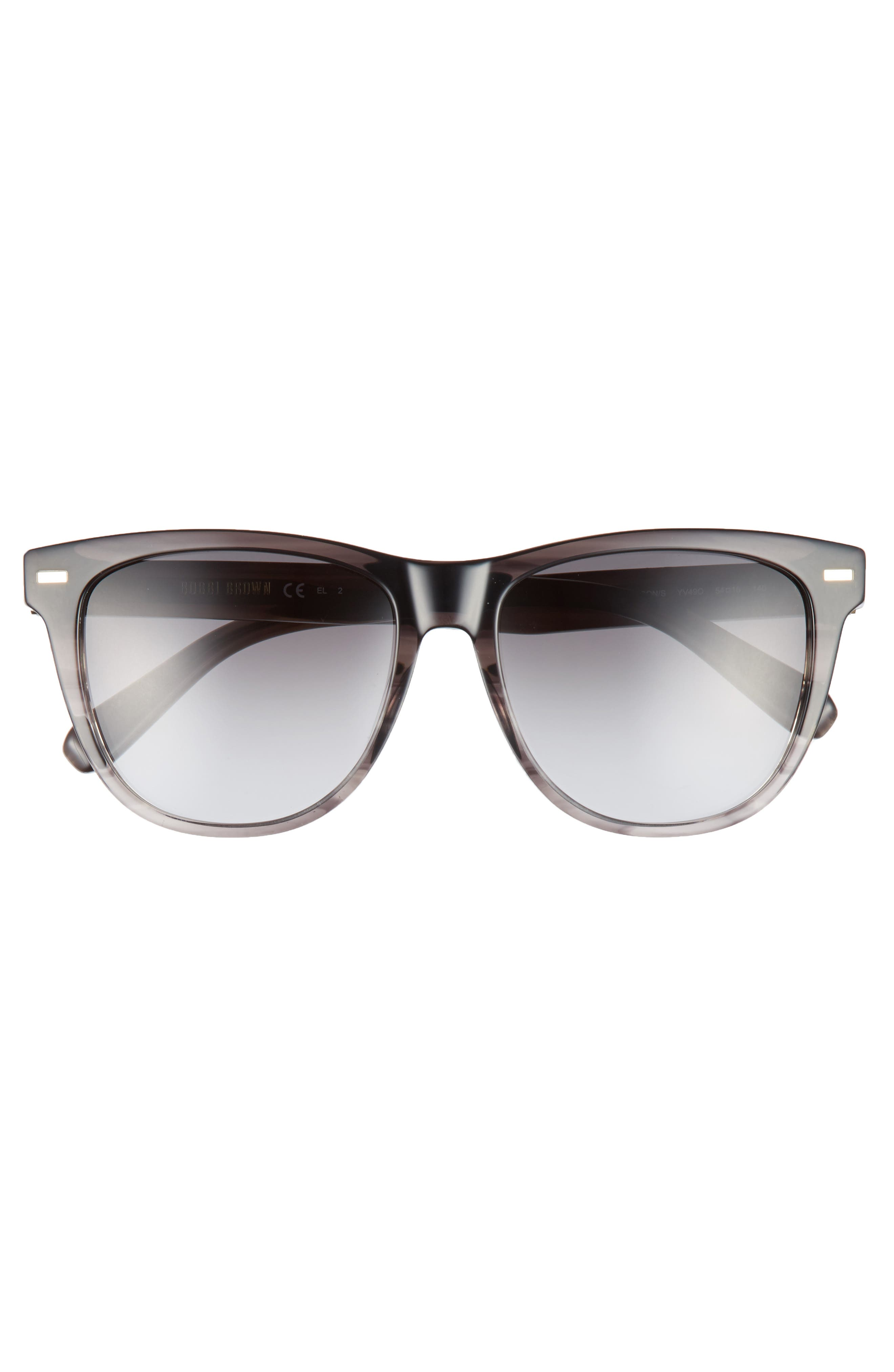 The Emerson 54mm Sunglasses,                             Alternate thumbnail 3, color,                             001