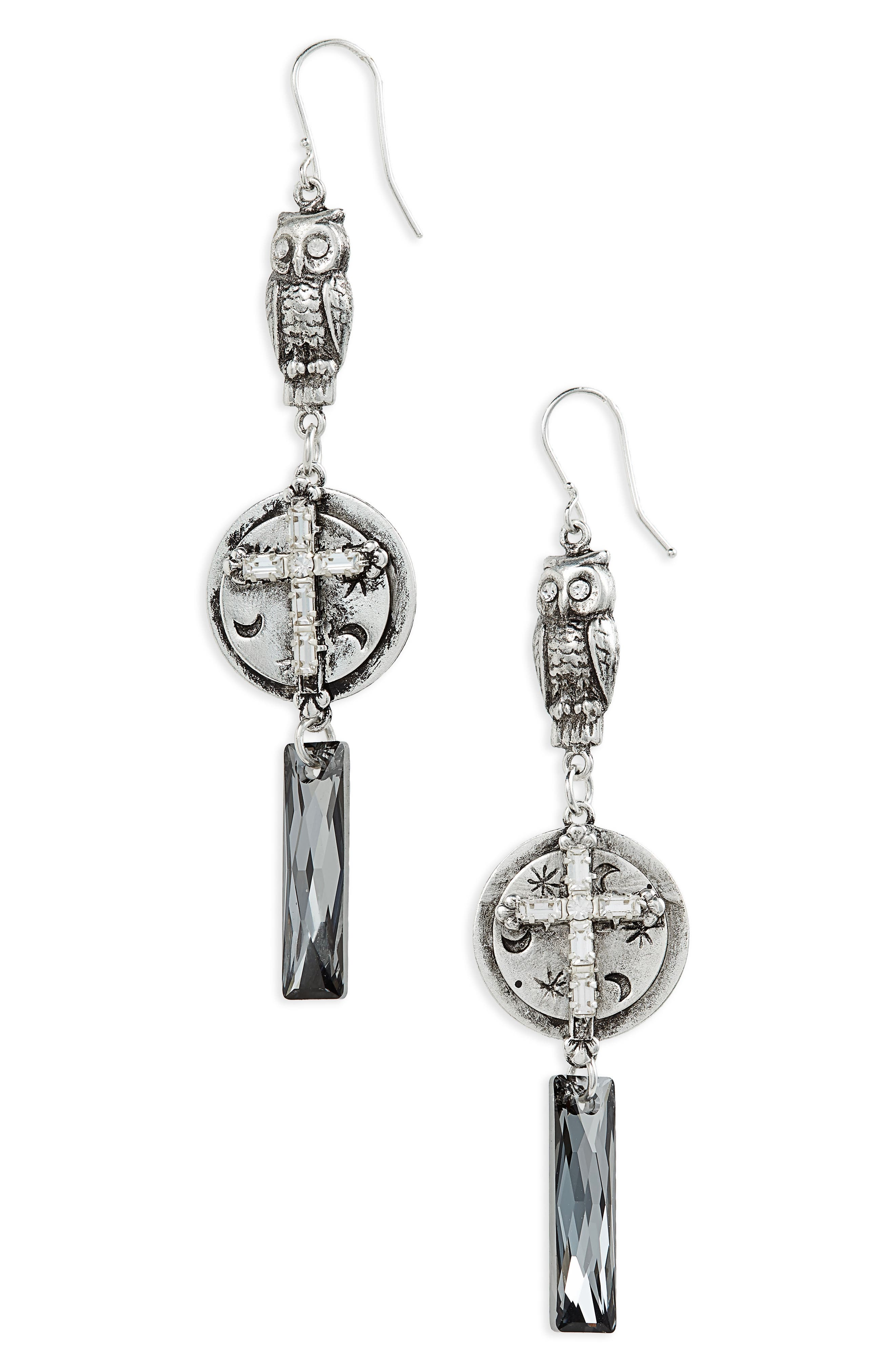 Virgins Saints and Angels Boreal Drop Earrings,                         Main,                         color, 040