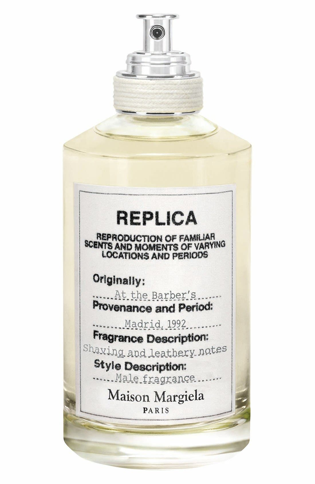 Replica At the Barber's Fragrance,                         Main,                         color, NO COLOR