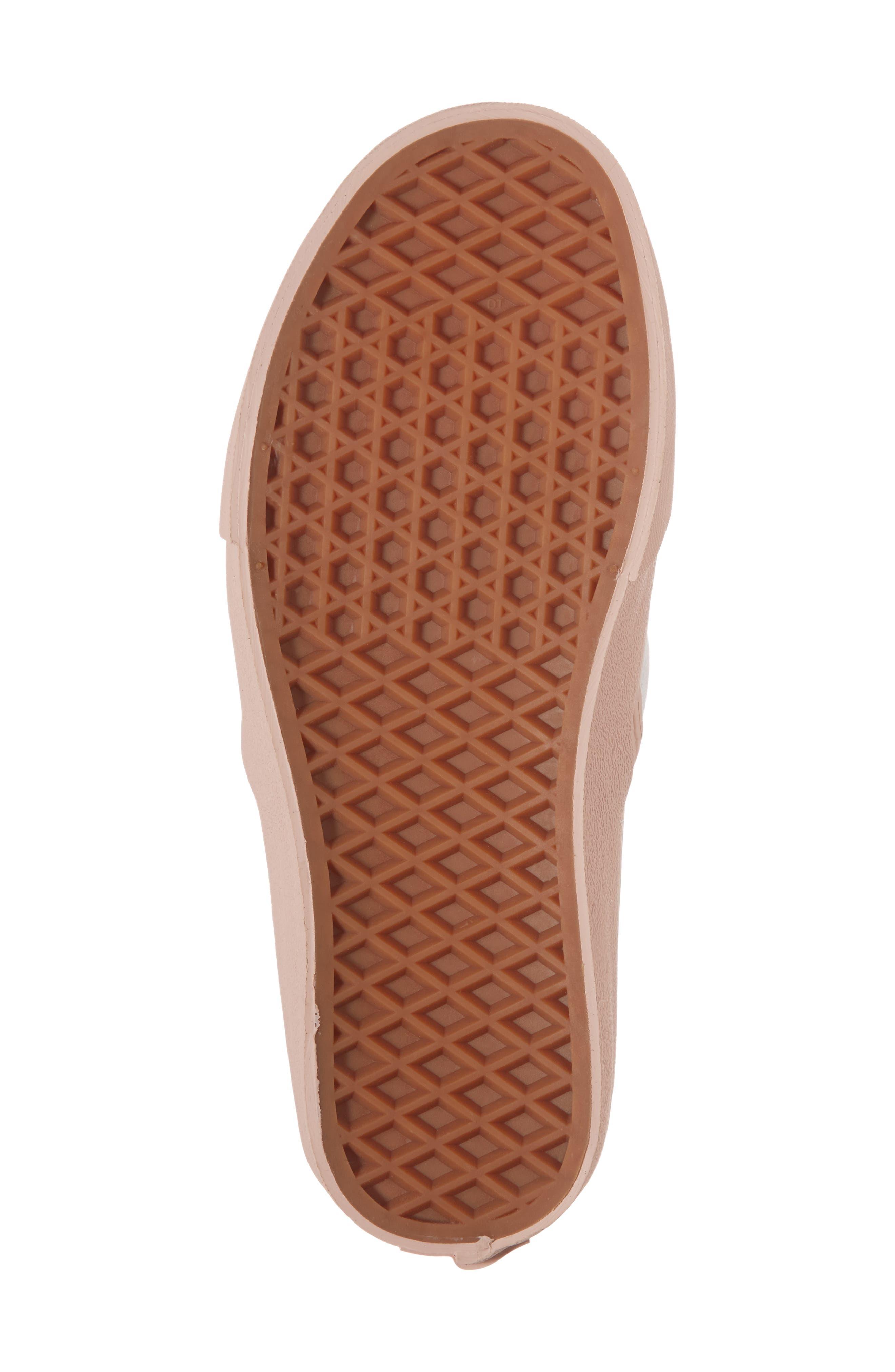 Classic Slip-On Sneaker,                             Alternate thumbnail 429, color,