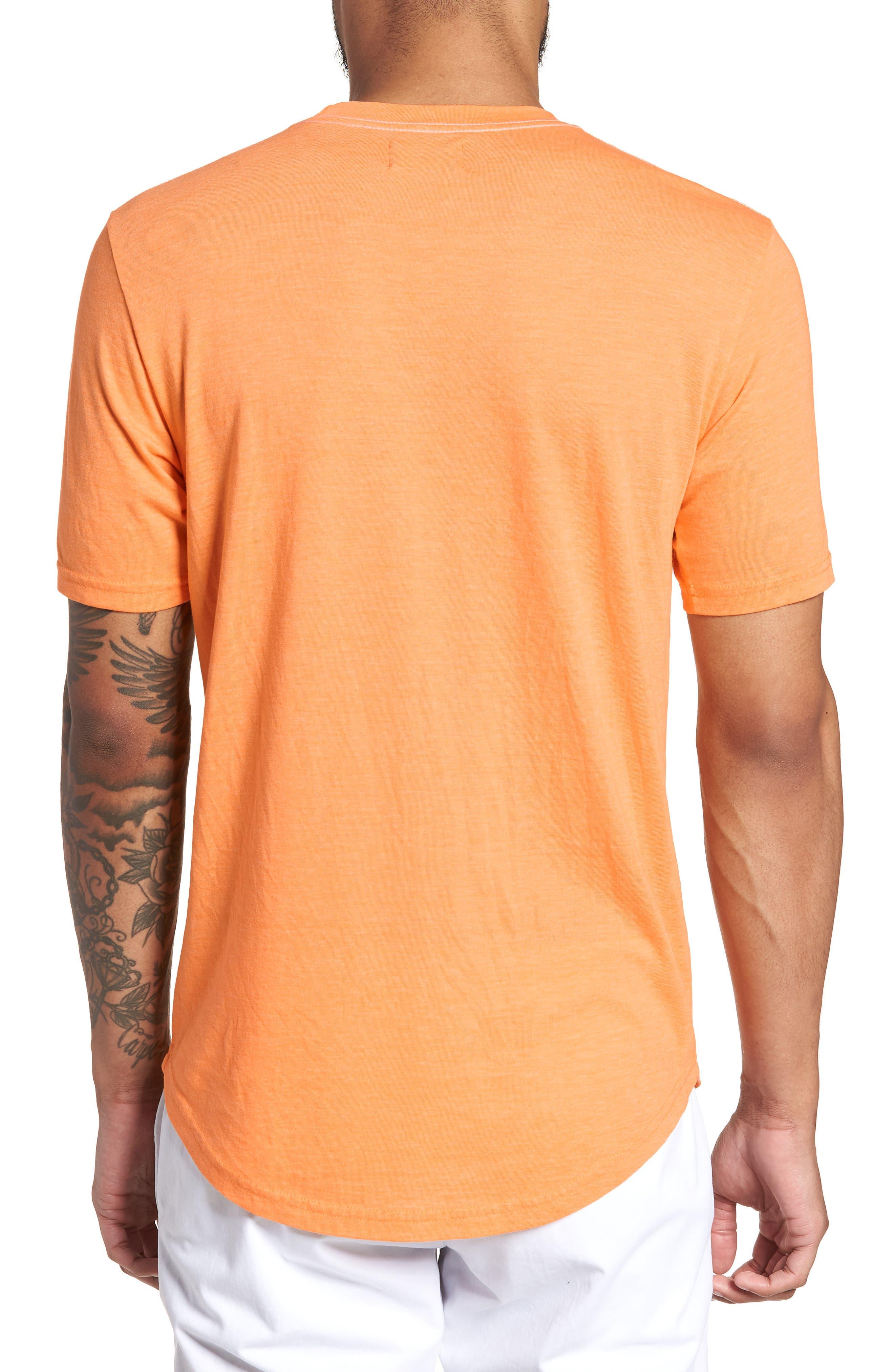 Scallop Triblend Crewneck T-Shirt,                             Alternate thumbnail 37, color,