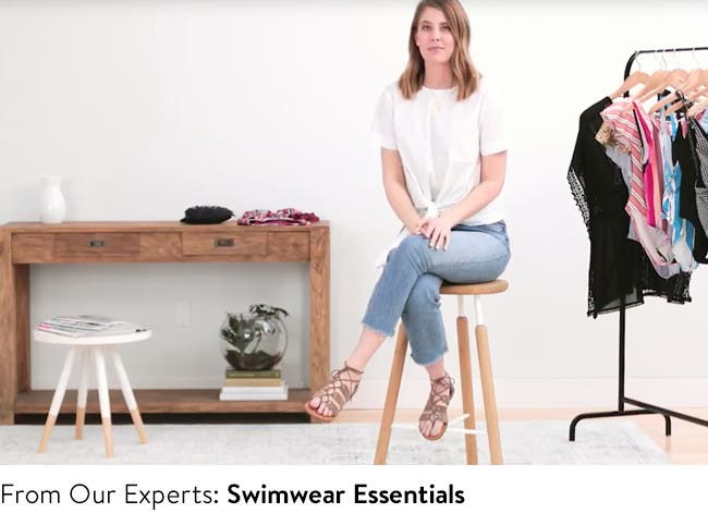 Play video to see swimwear essentials our experts love.