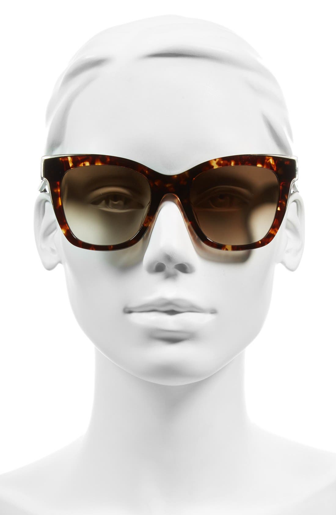 emmylou 51mm sunglasses,                             Alternate thumbnail 8, color,