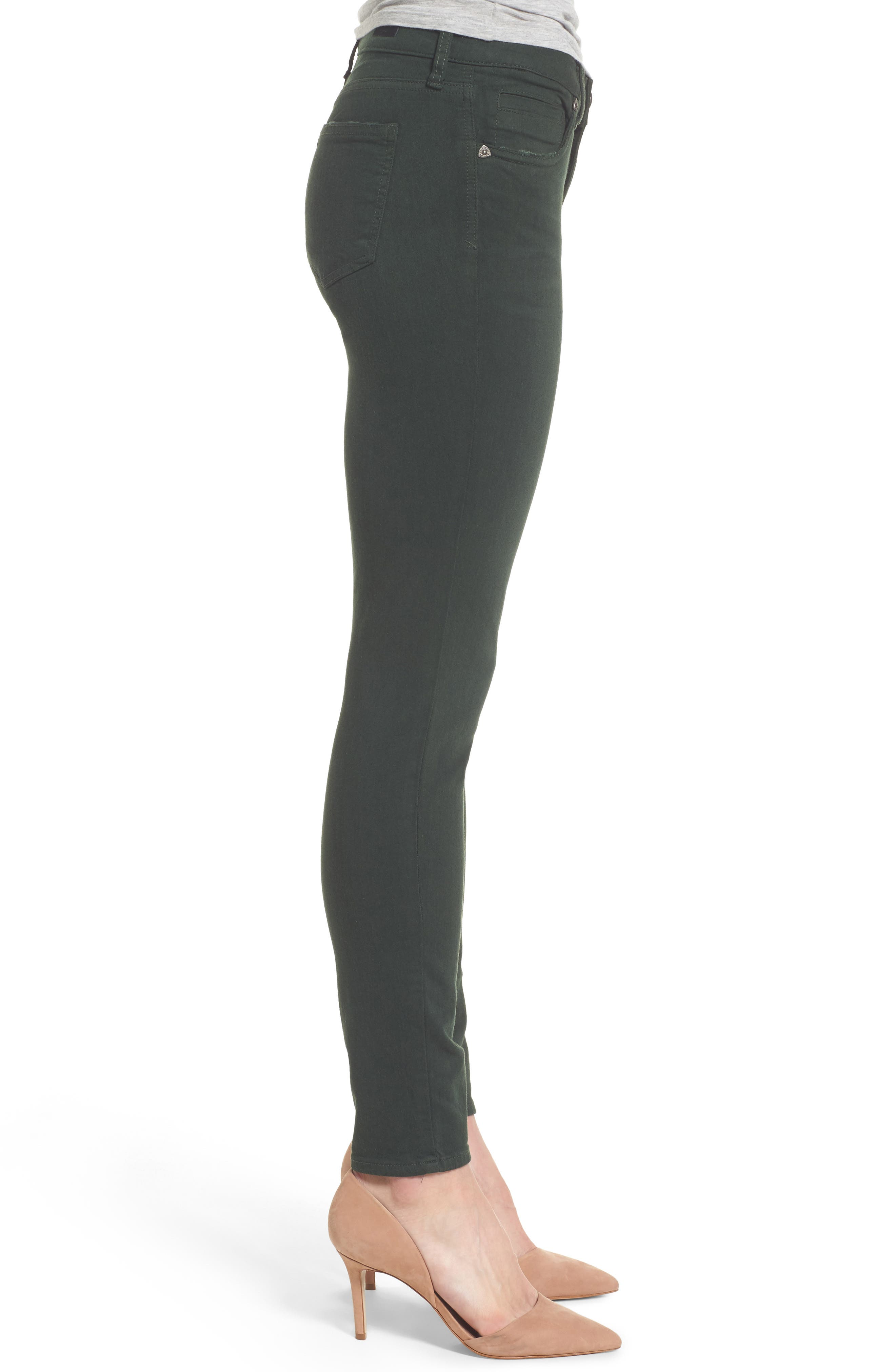 Mia Ankle Skinny Jeans,                             Alternate thumbnail 3, color,                             350