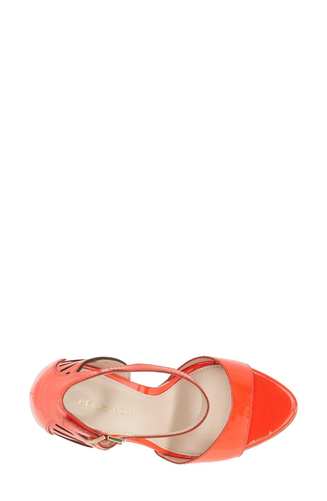 'Fenton' Ankle Strap Sandal,                             Alternate thumbnail 20, color,