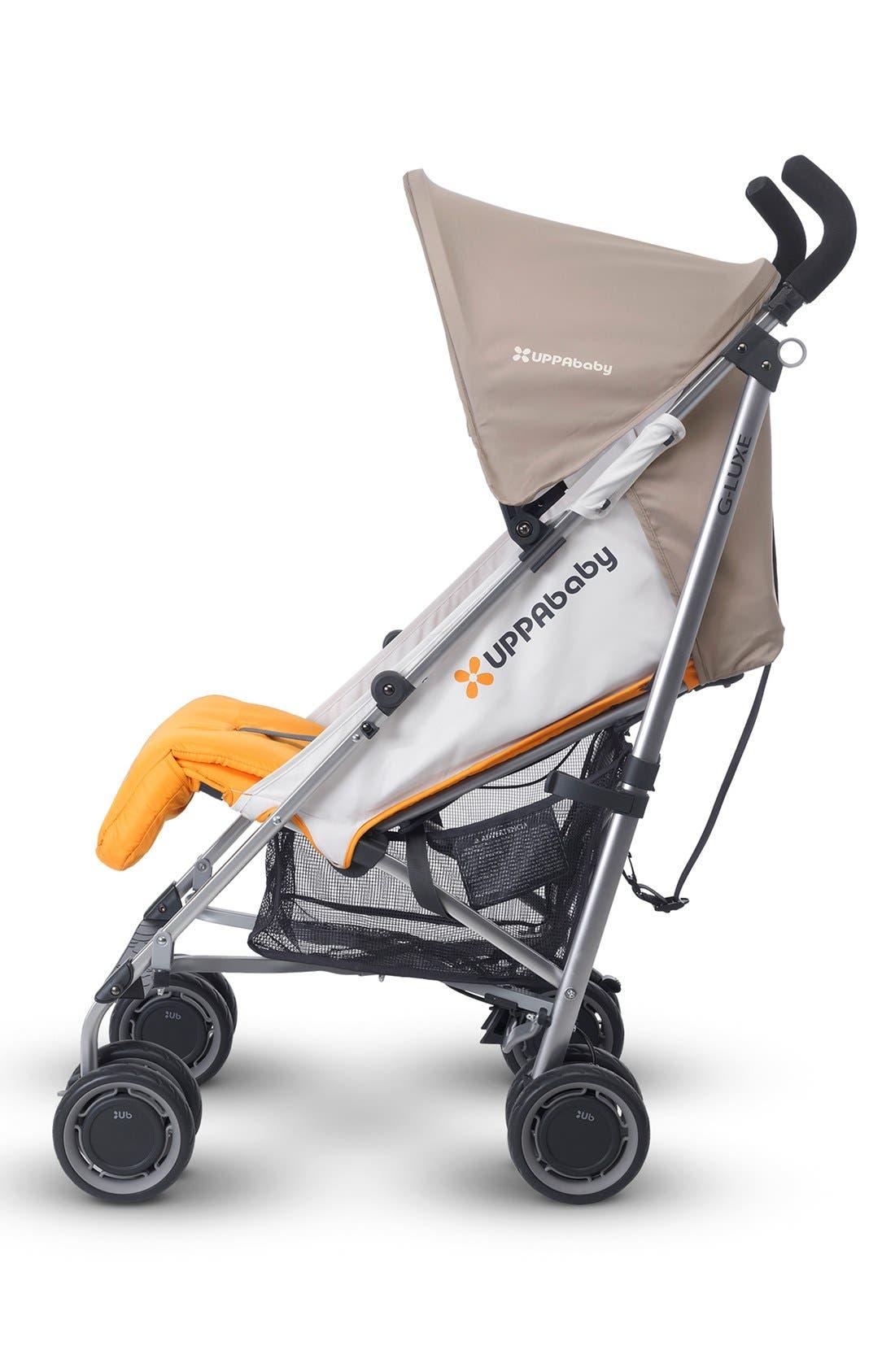 2015 G-LUXE - Aluminum Frame Reclining Umbrella Stroller,                             Alternate thumbnail 18, color,
