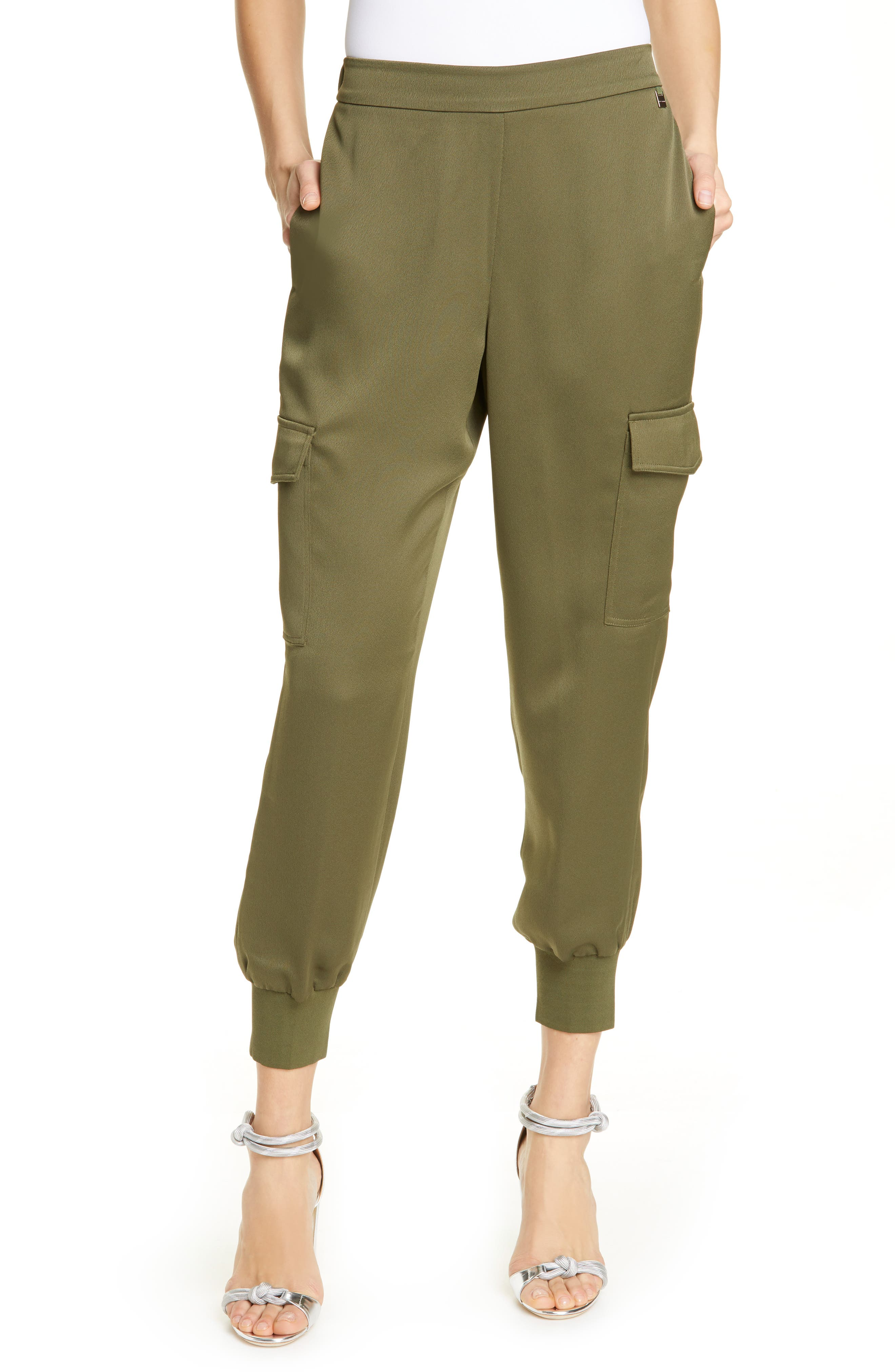 Ted Baker London Sulia Cargo Ankle Jogger Pants