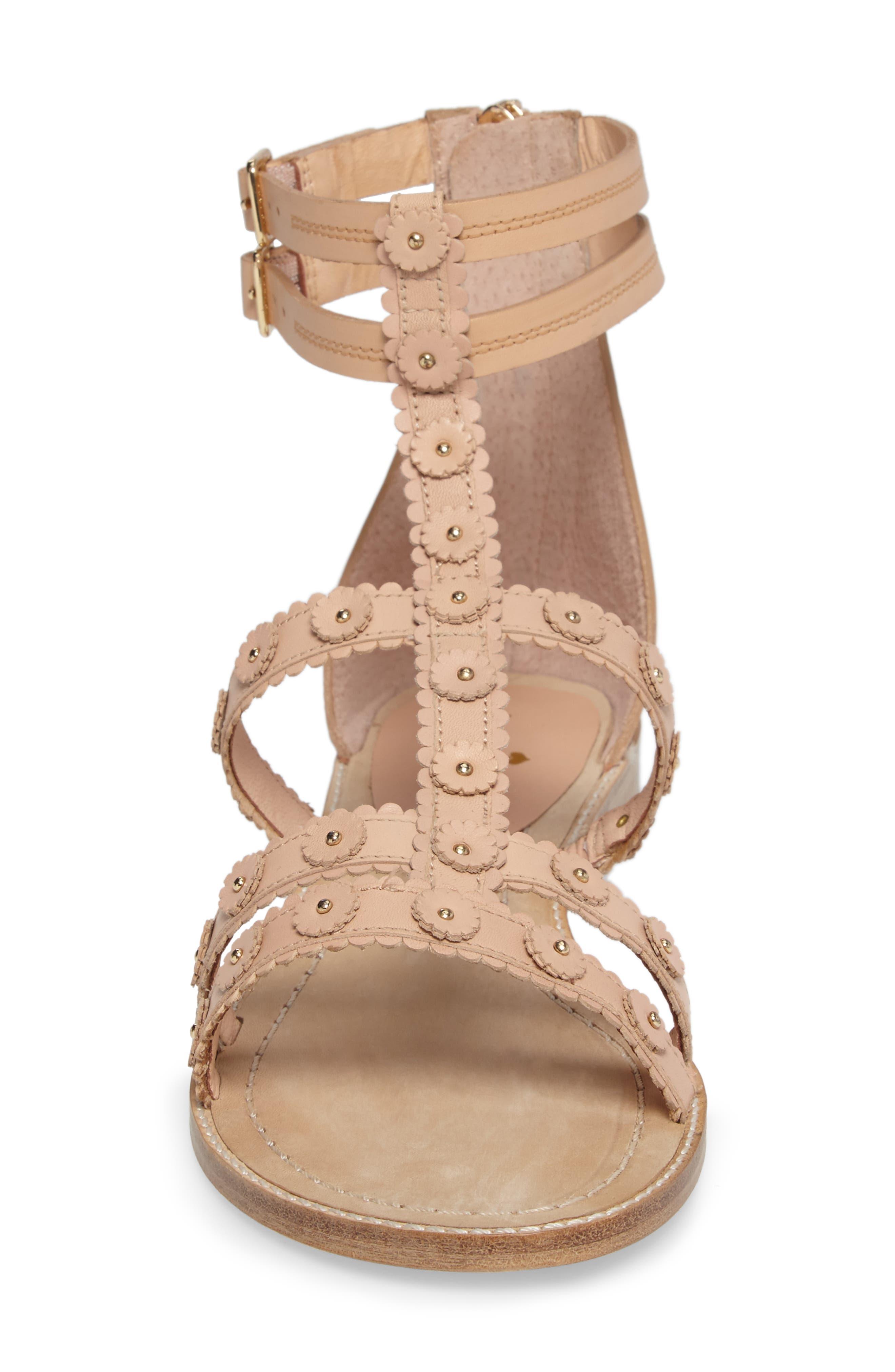 santina sandal,                             Alternate thumbnail 8, color,