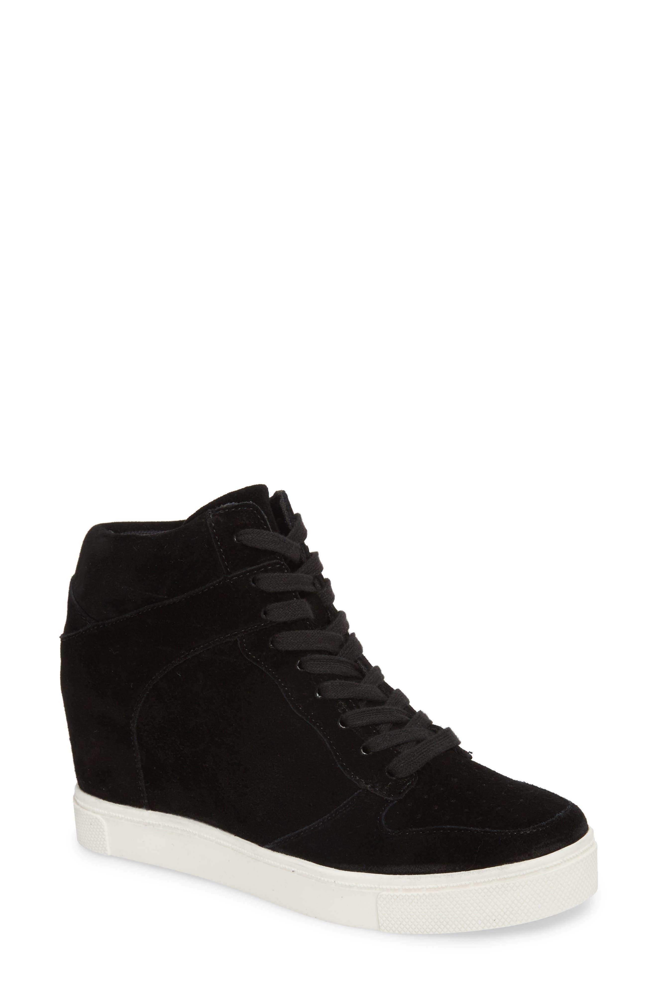 Noah Hidden Wedge Sneaker,                         Main,                         color, 006
