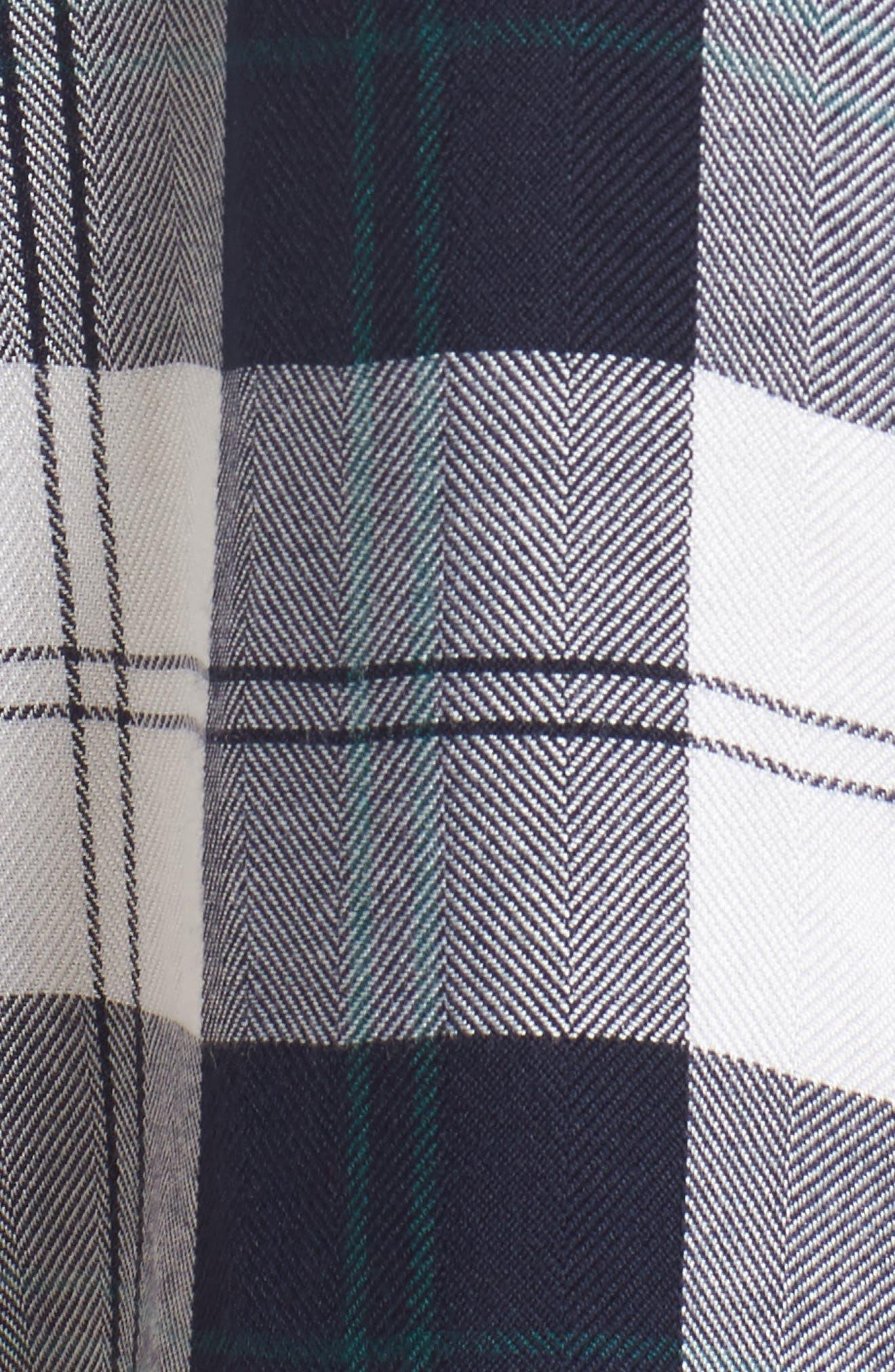 Hunter Plaid Shirt,                             Alternate thumbnail 552, color,