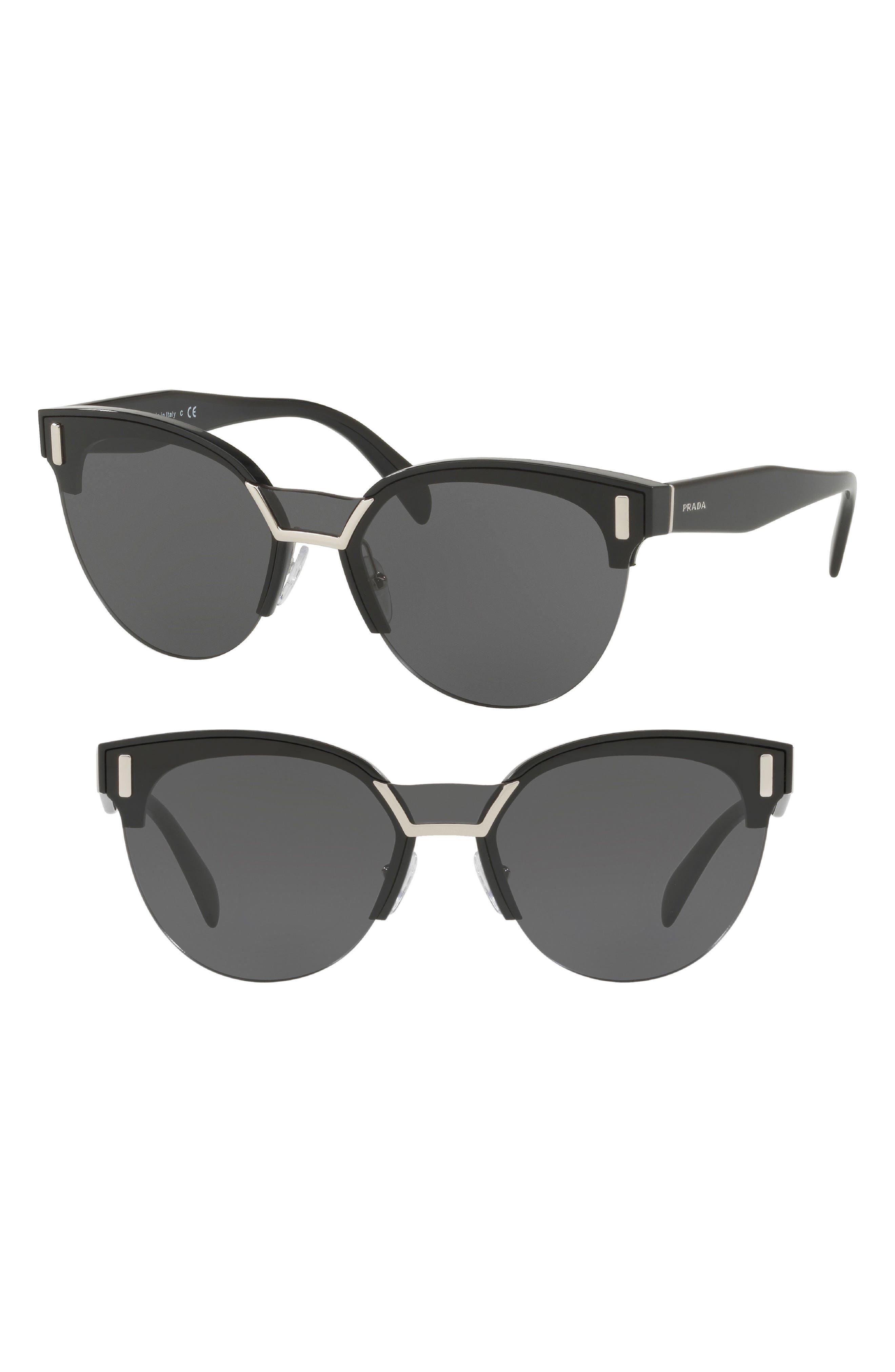 50mm Angular Sunglasses,                             Alternate thumbnail 2, color,                             001