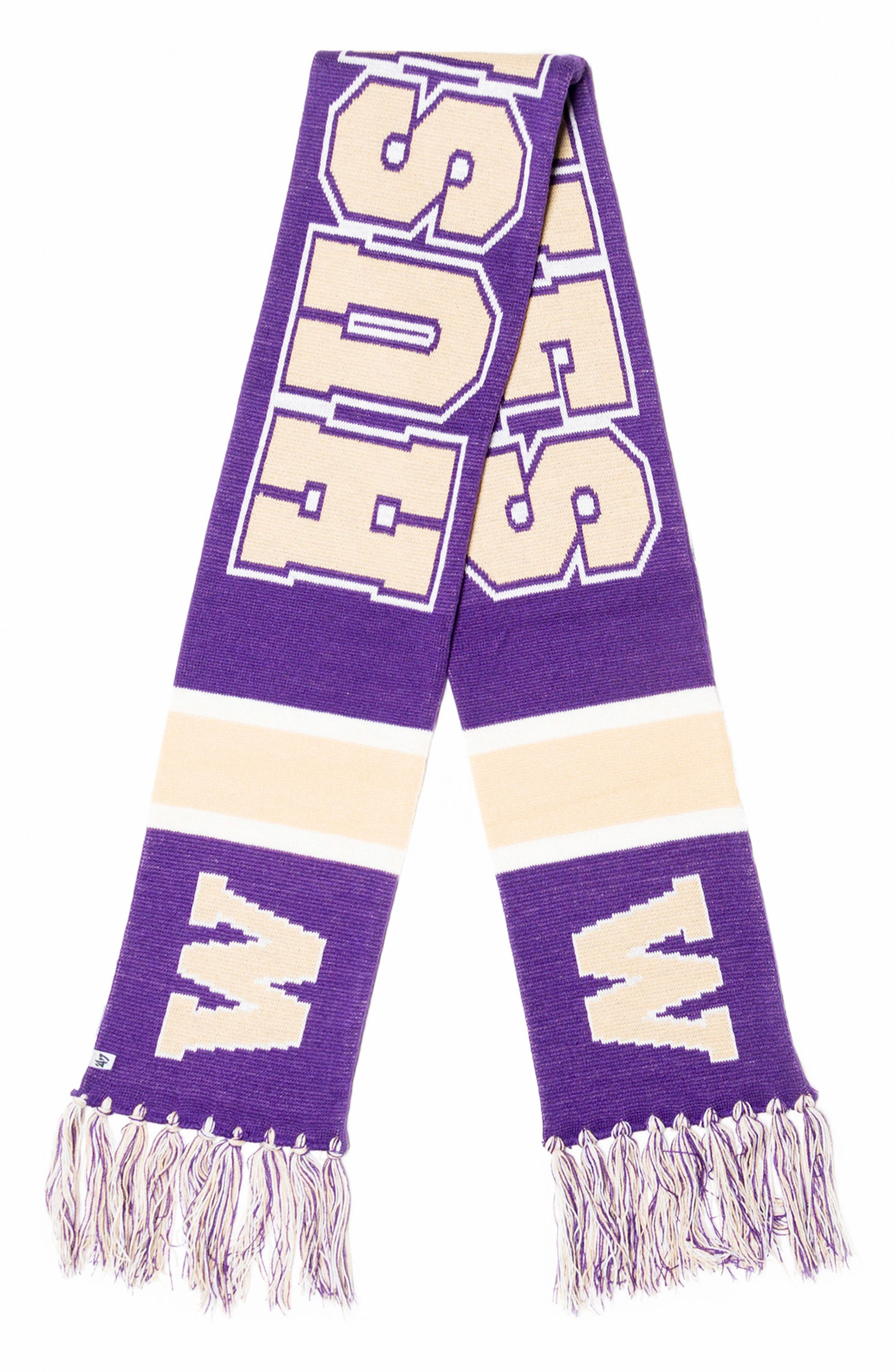 Collegiate Breakaway Scarf,                         Main,                         color, 500