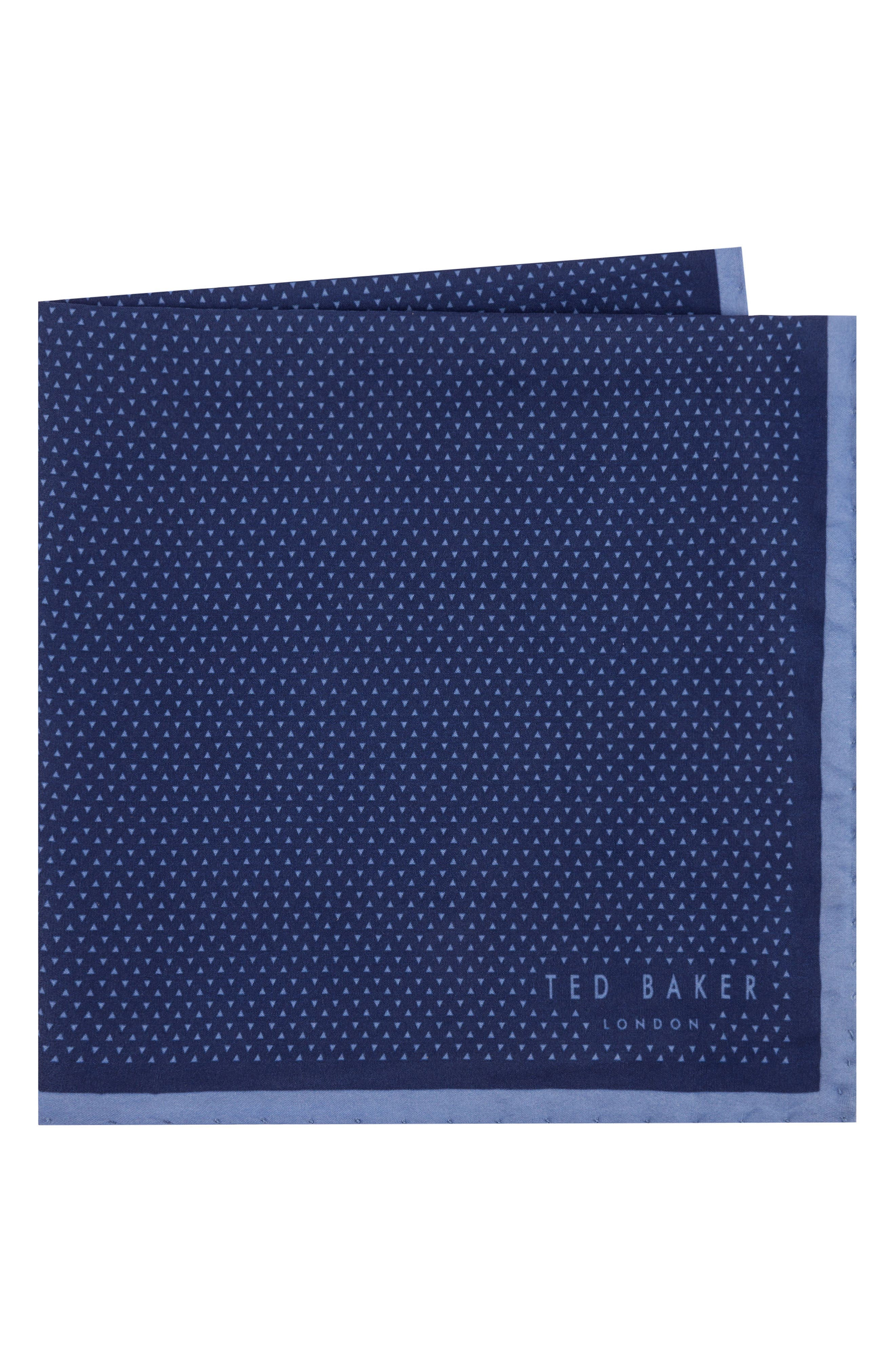 Triangle Pocket Square,                             Main thumbnail 2, color,