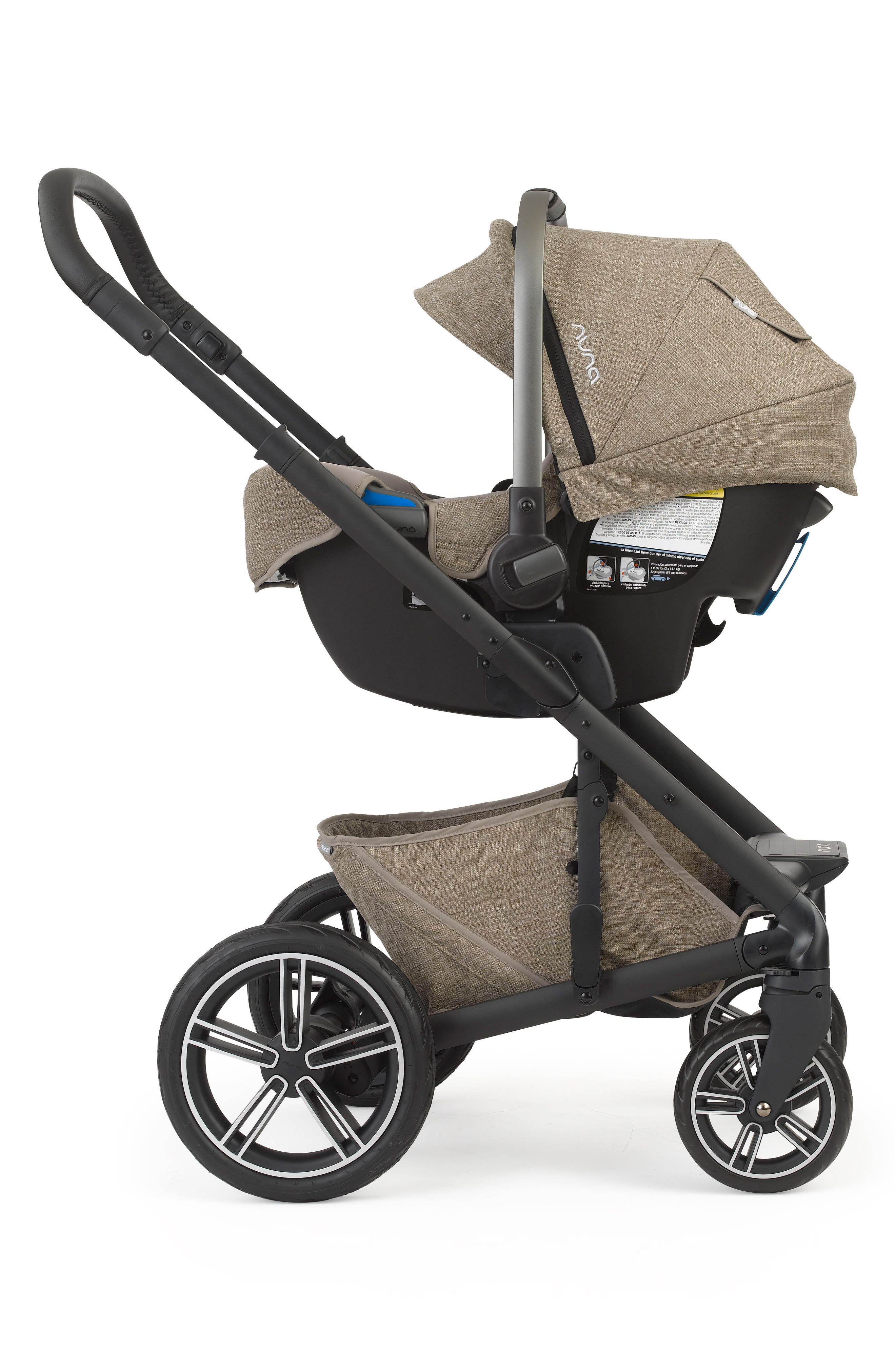 MIXX<sup>™</sup> 2 Stroller System & PIPA<sup>™</sup> Car Seat Set,                             Alternate thumbnail 8, color,