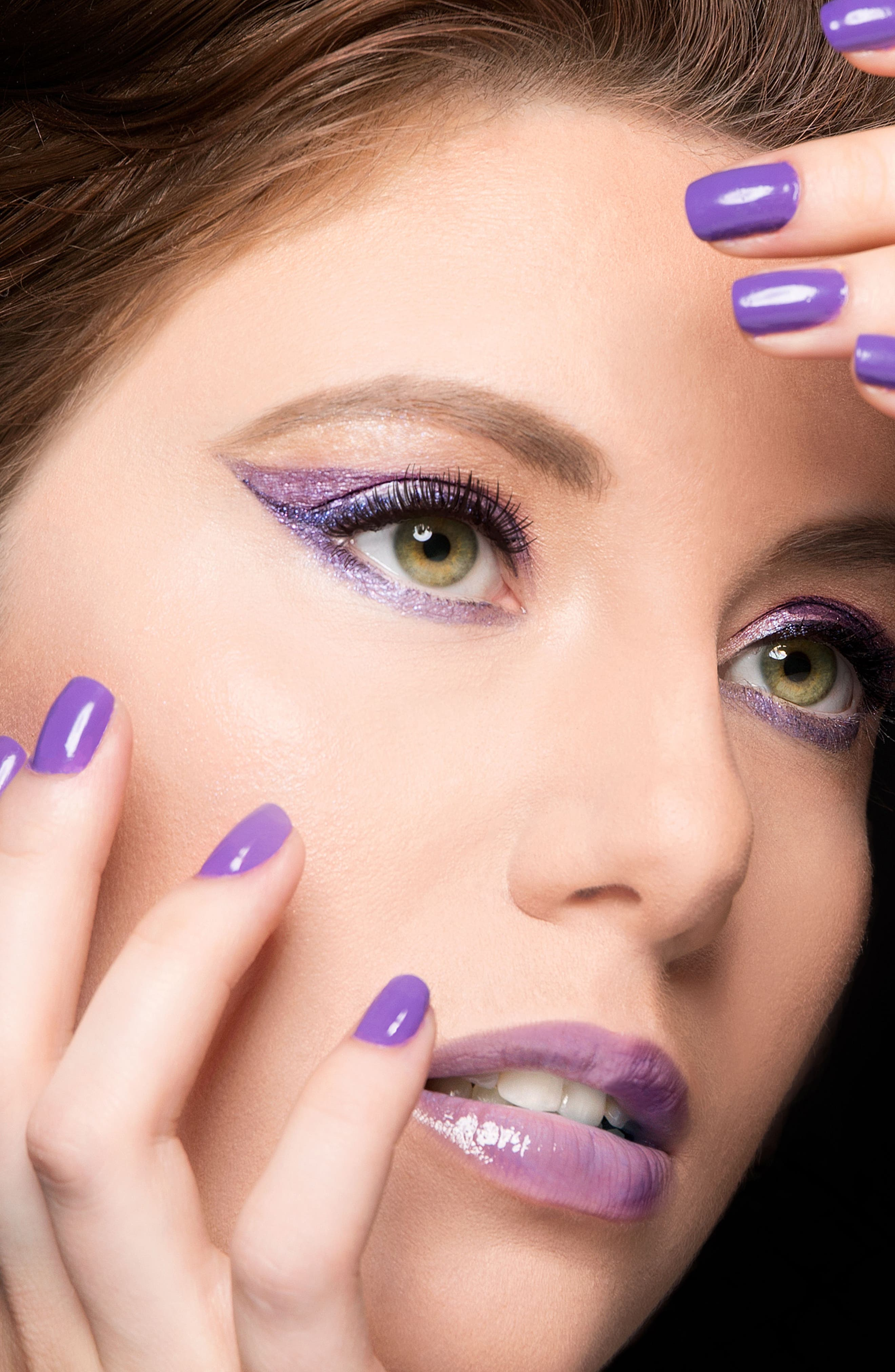 + Pantone<sup>™</sup> Color of the Year 2018 Nail Lacquer,                             Alternate thumbnail 8, color,