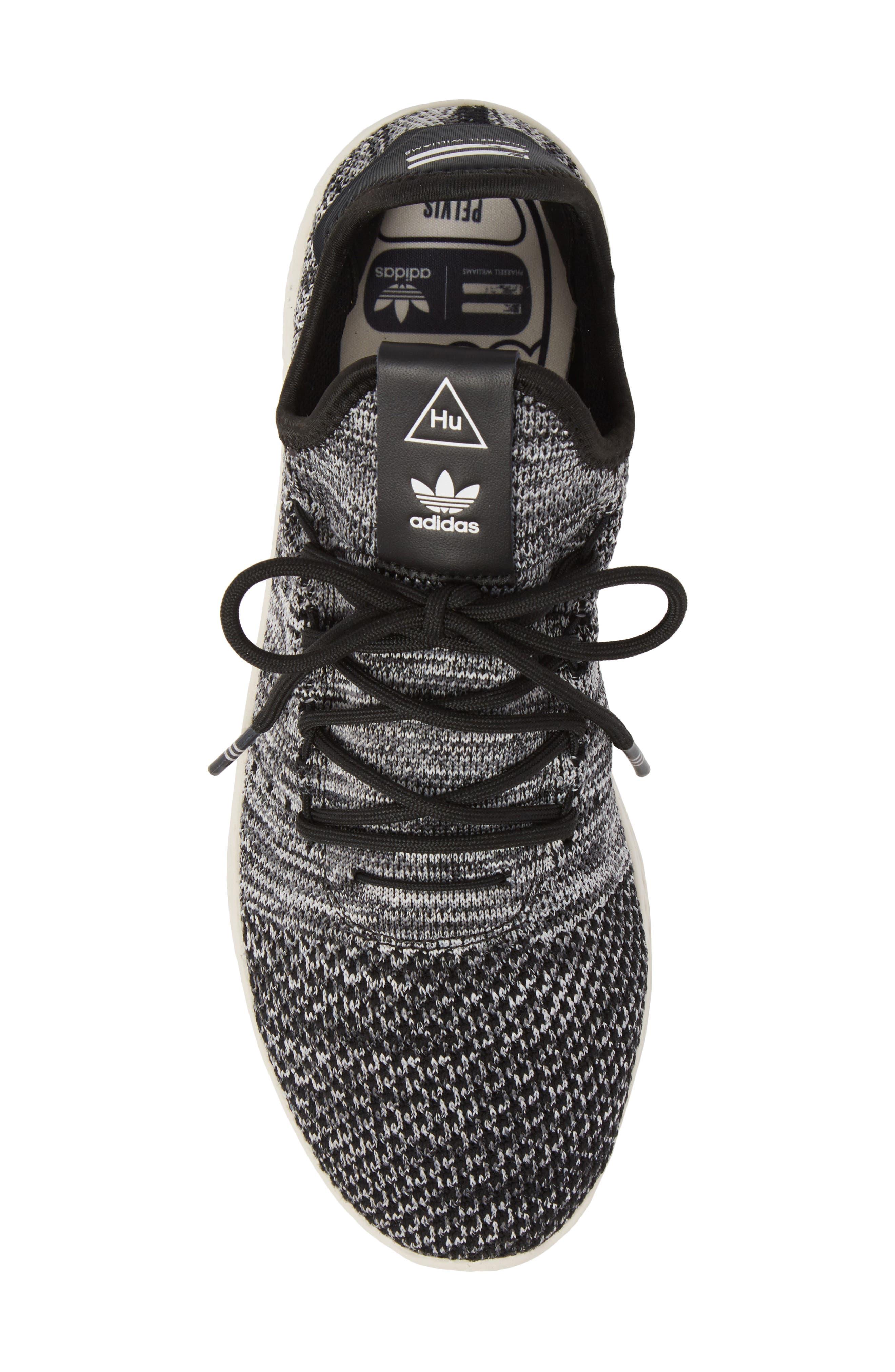 Pharrell Williams Tennis Hu Sneaker,                             Alternate thumbnail 5, color,                             020