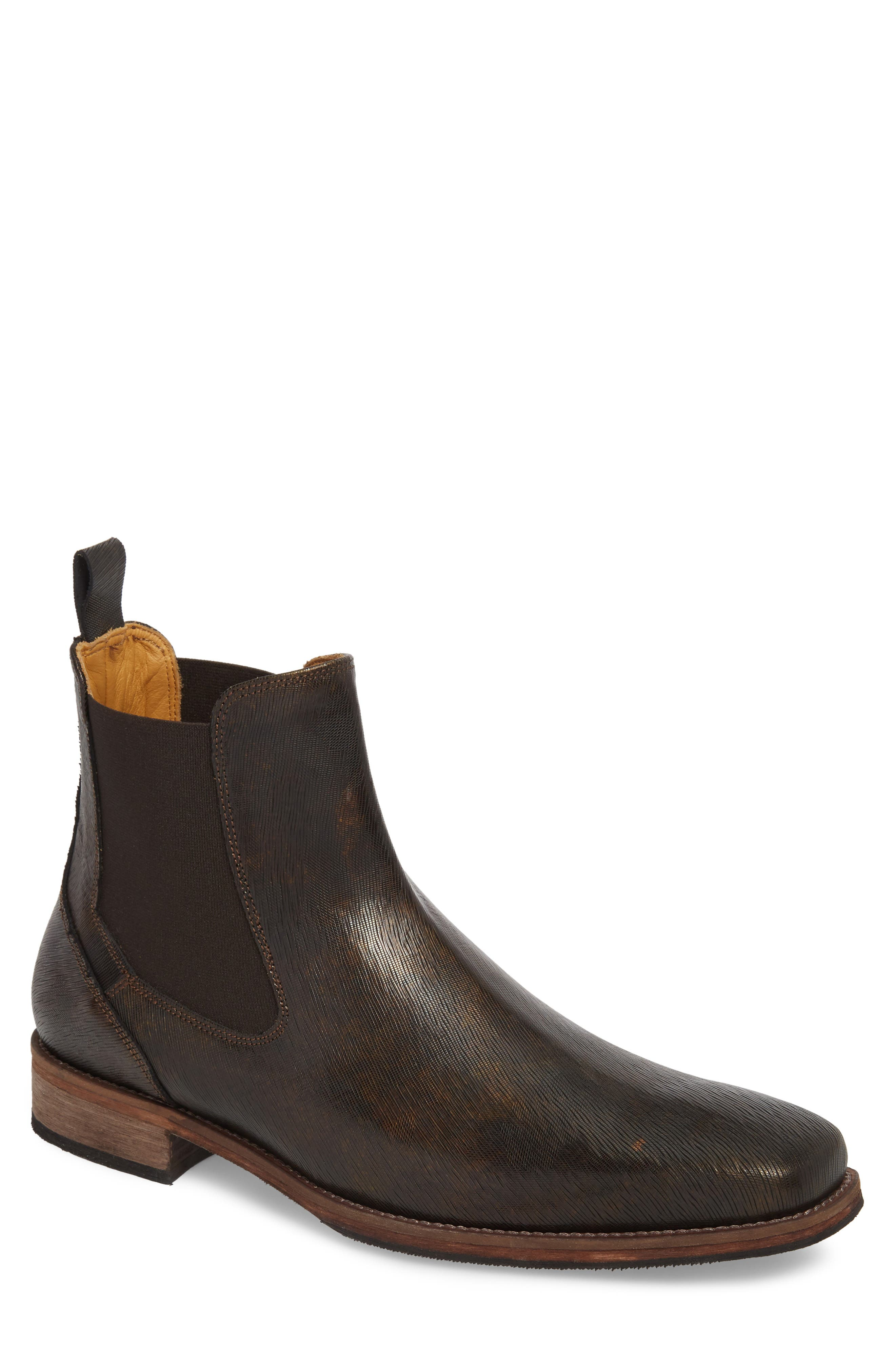 Roderick Mid Chelsea Boot,                         Main,                         color, RUST CAMO