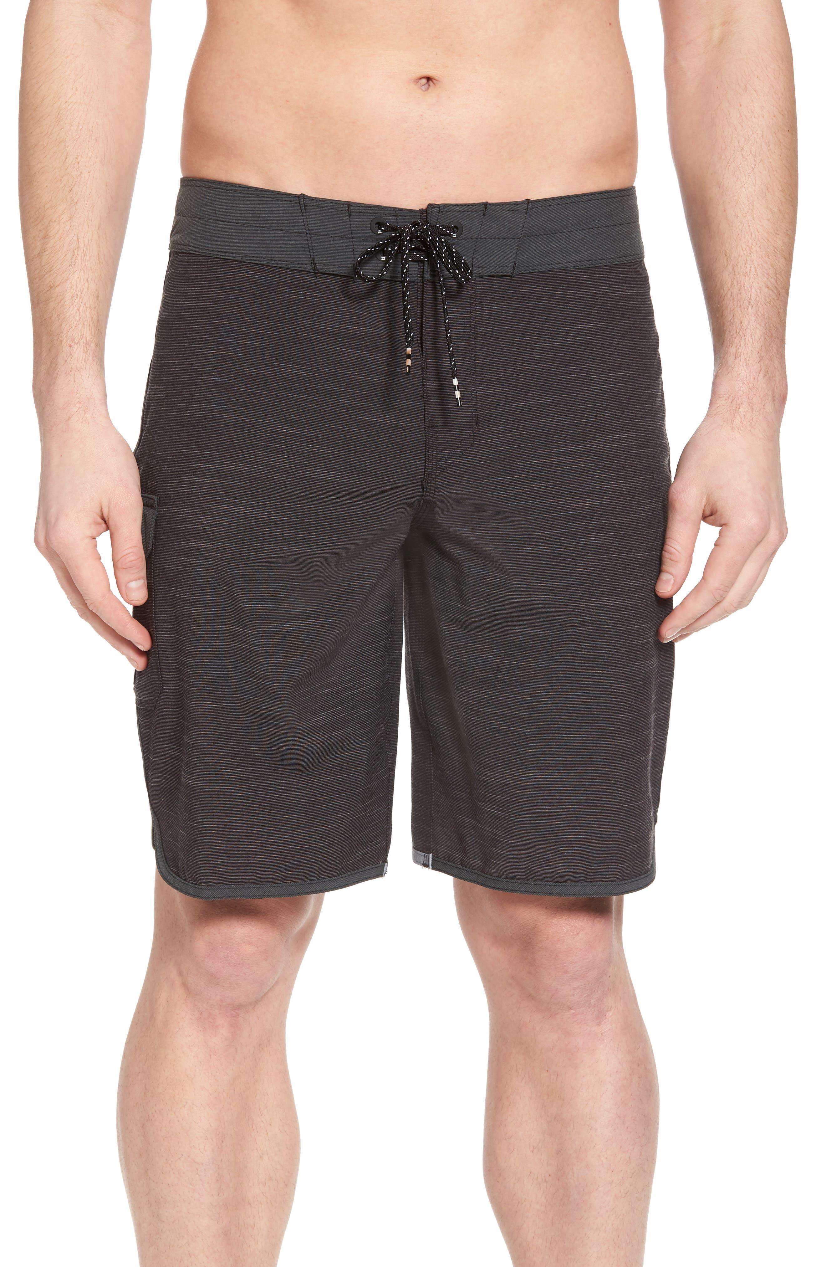 73 X Short Board Shorts,                             Main thumbnail 1, color,                             001
