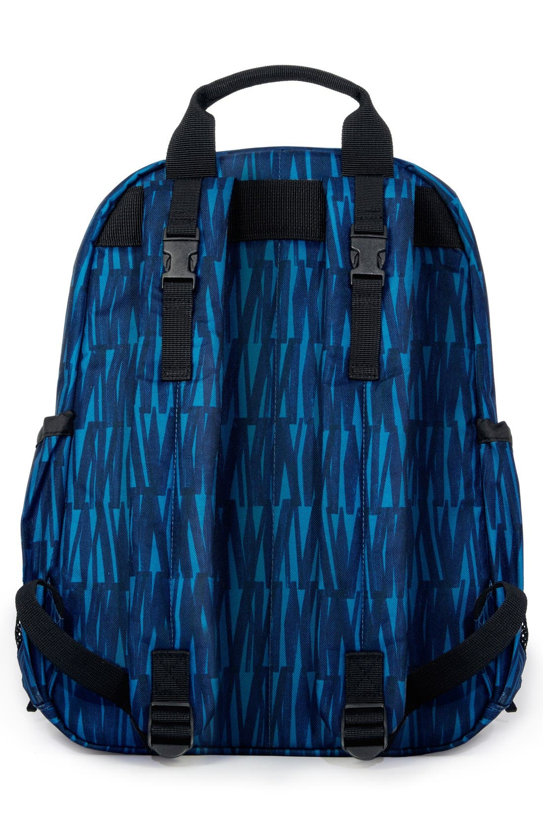 'Duo Signature' Diaper Backpack,                             Alternate thumbnail 10, color,