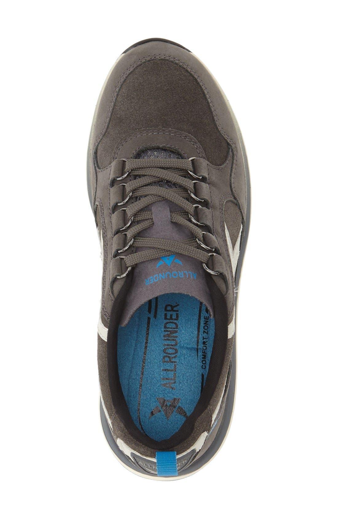 'Kalibra' Sneaker,                             Alternate thumbnail 3, color,                             037