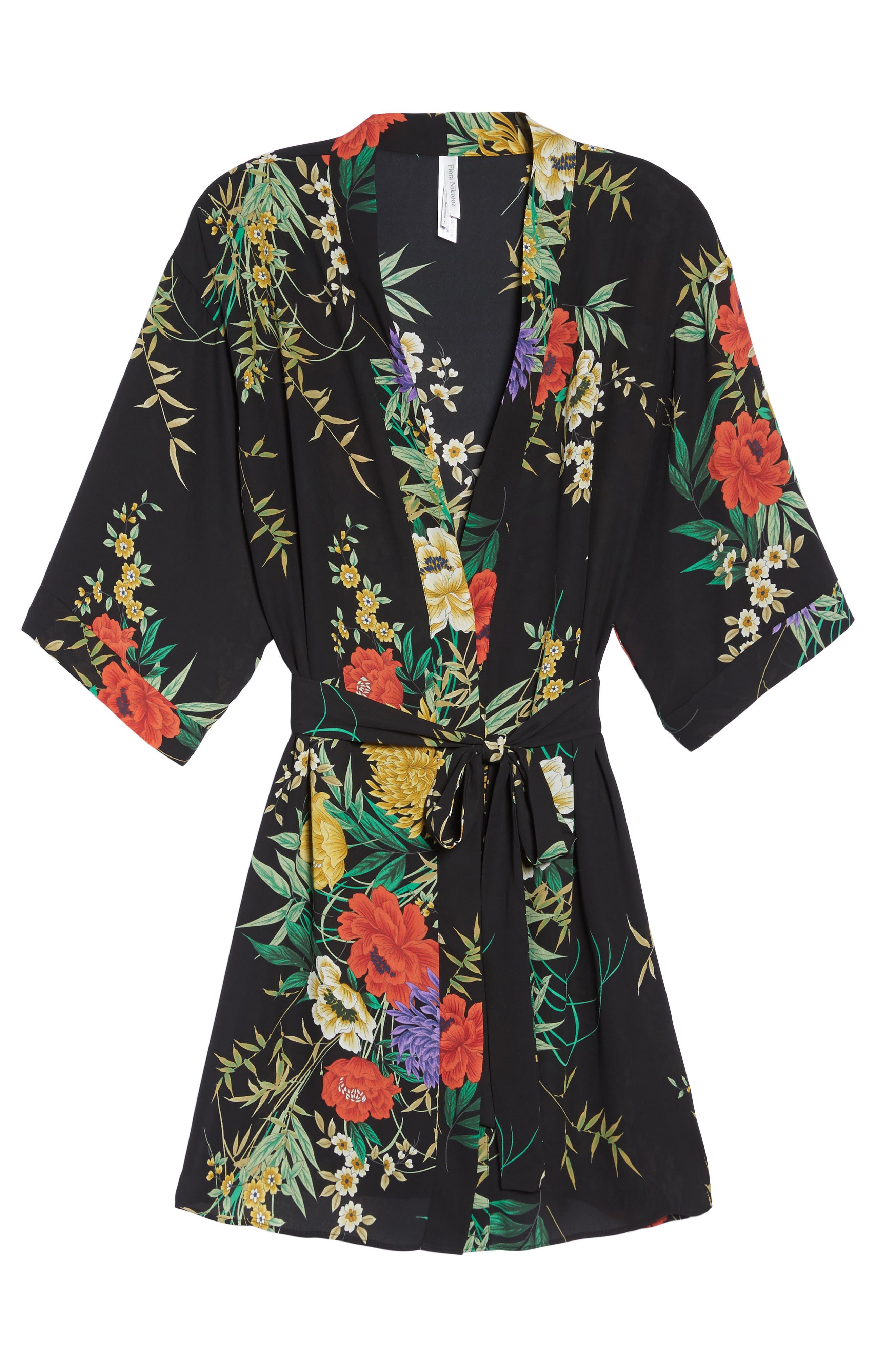 Melody Kimono Wrap,                             Alternate thumbnail 6, color,