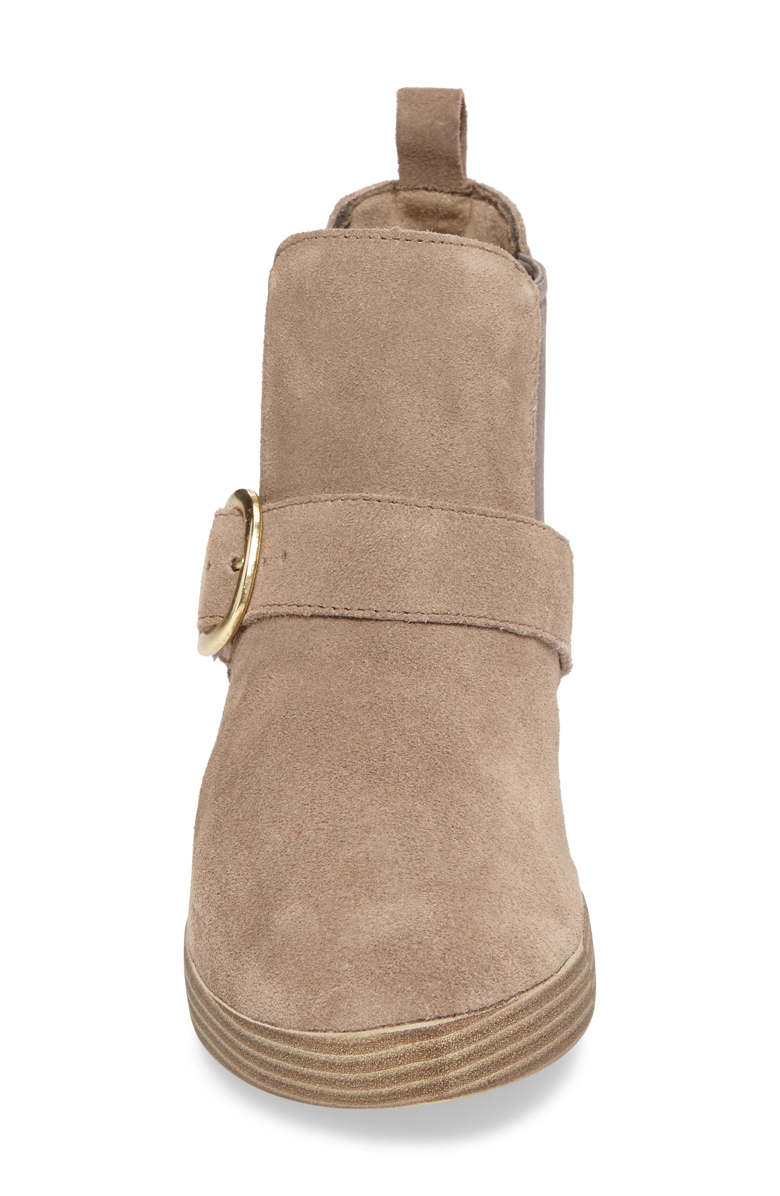 Superbuckle Chelsea Boot,                             Alternate thumbnail 4, color,