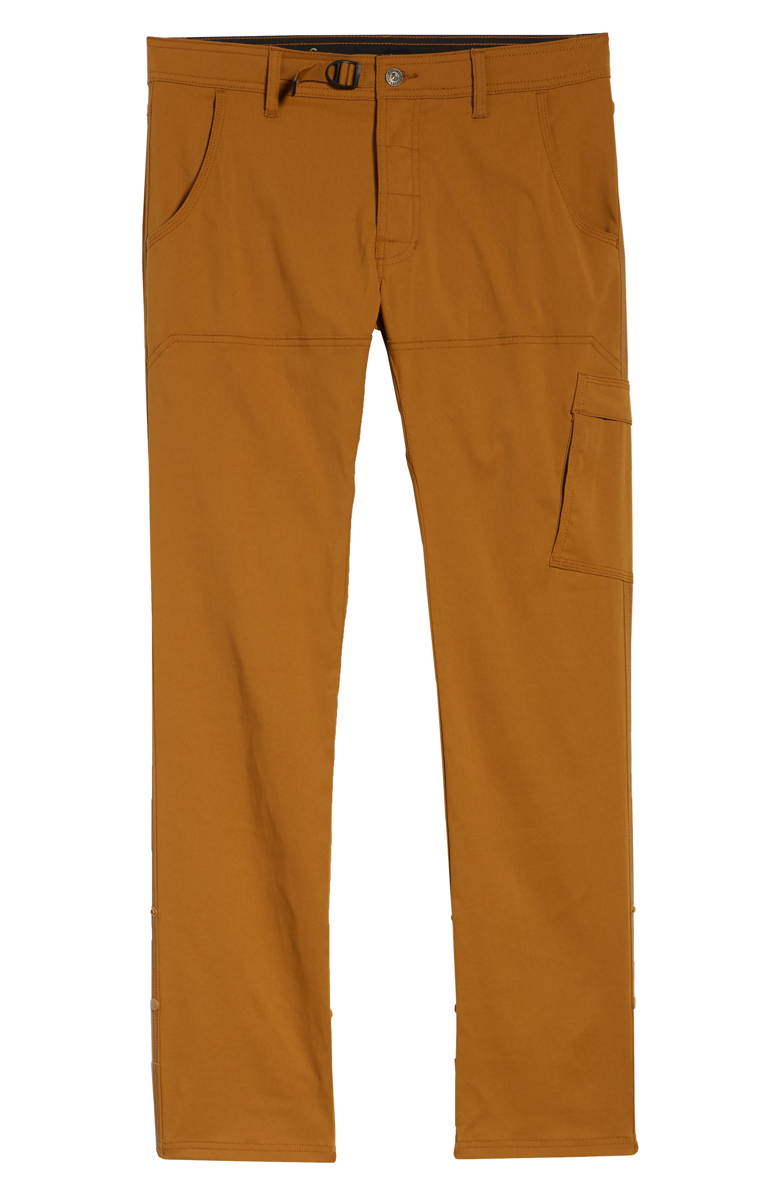 Stretch Zion Roll Pants,                             Alternate thumbnail 6, color,                             BRONZED