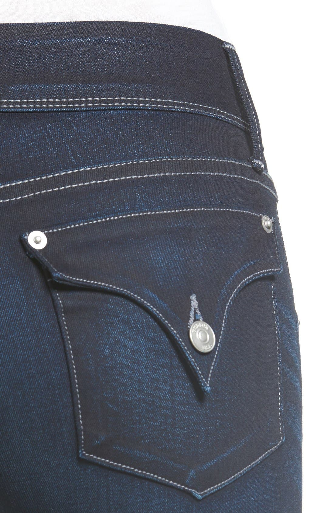 'Beth' Baby Bootcut Jeans,                             Alternate thumbnail 4, color,                             402