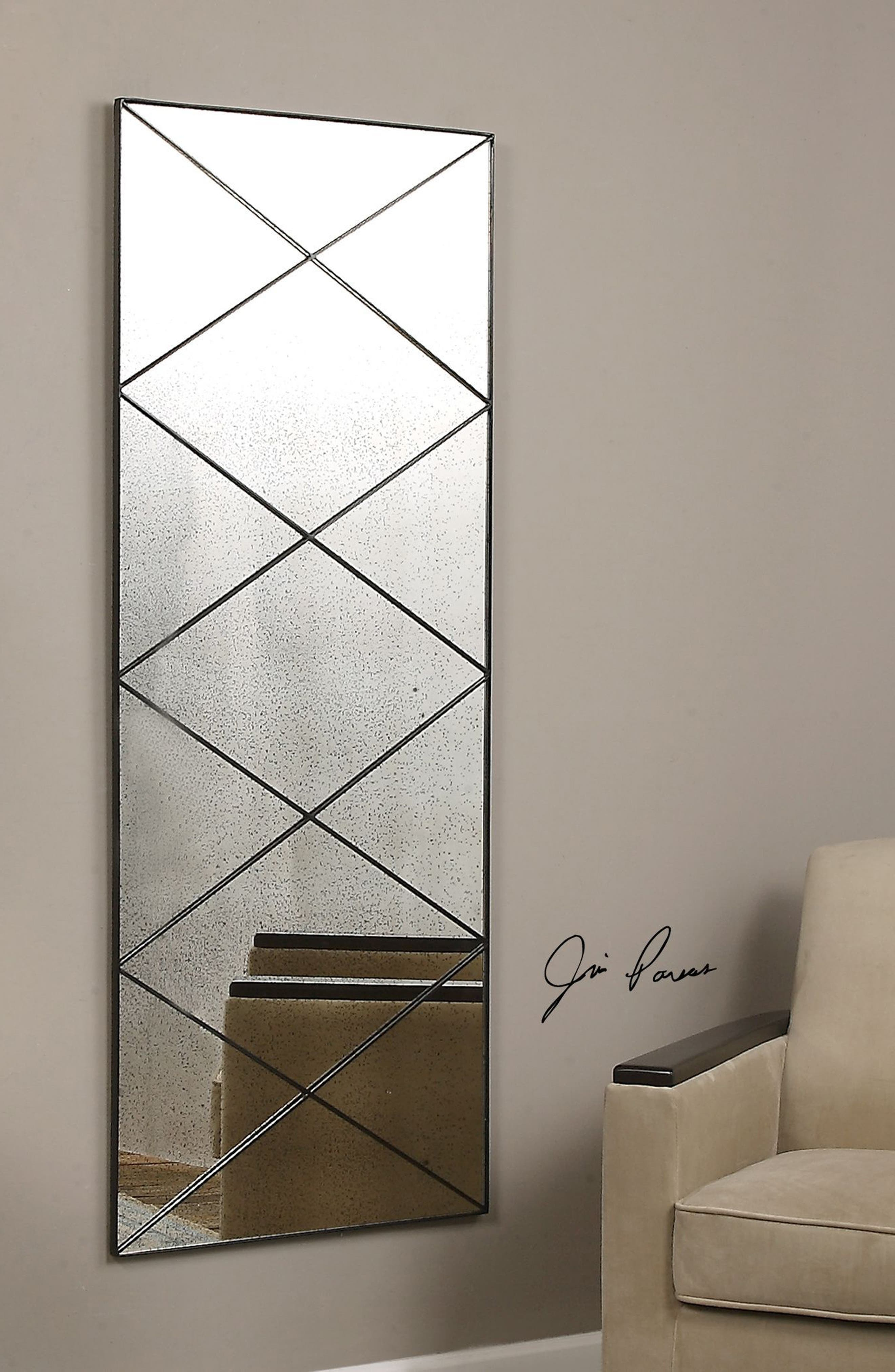 Emporia Wall Mirror,                             Alternate thumbnail 3, color,                             020