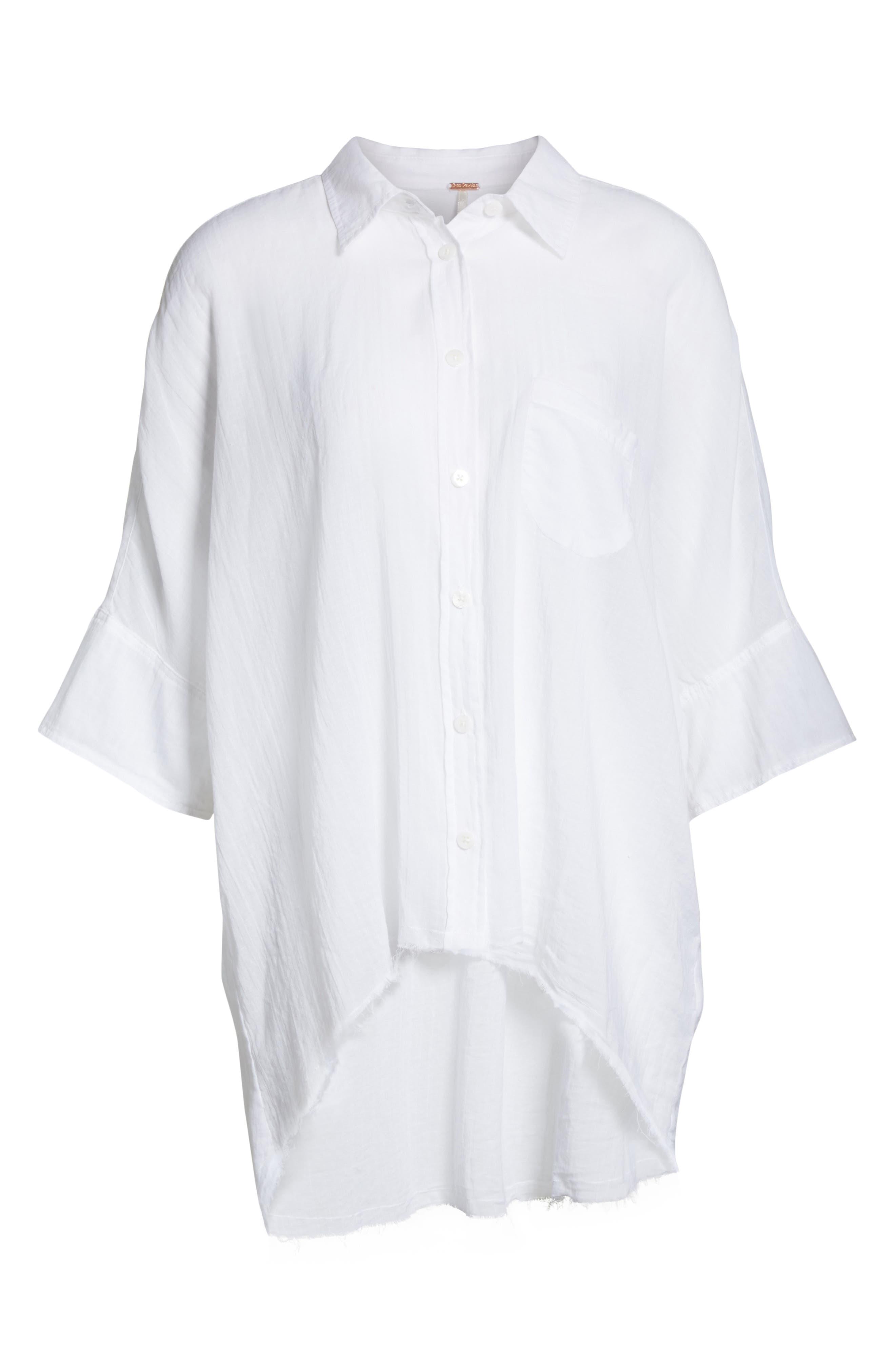 Best of Me Button Down Shirt,                             Alternate thumbnail 22, color,