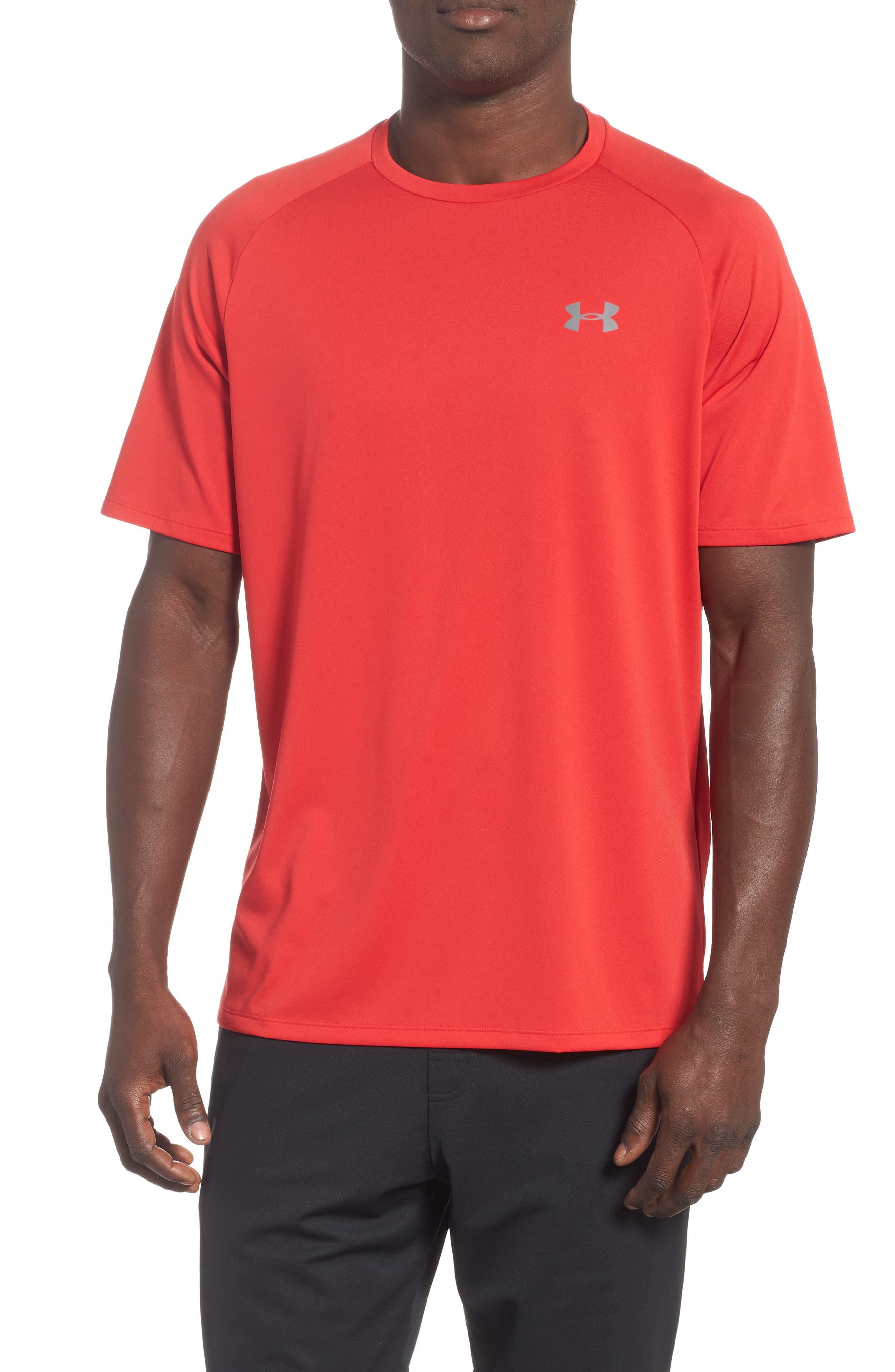 Under Armour T-shirts UA TECH(TM) T-SHIRT