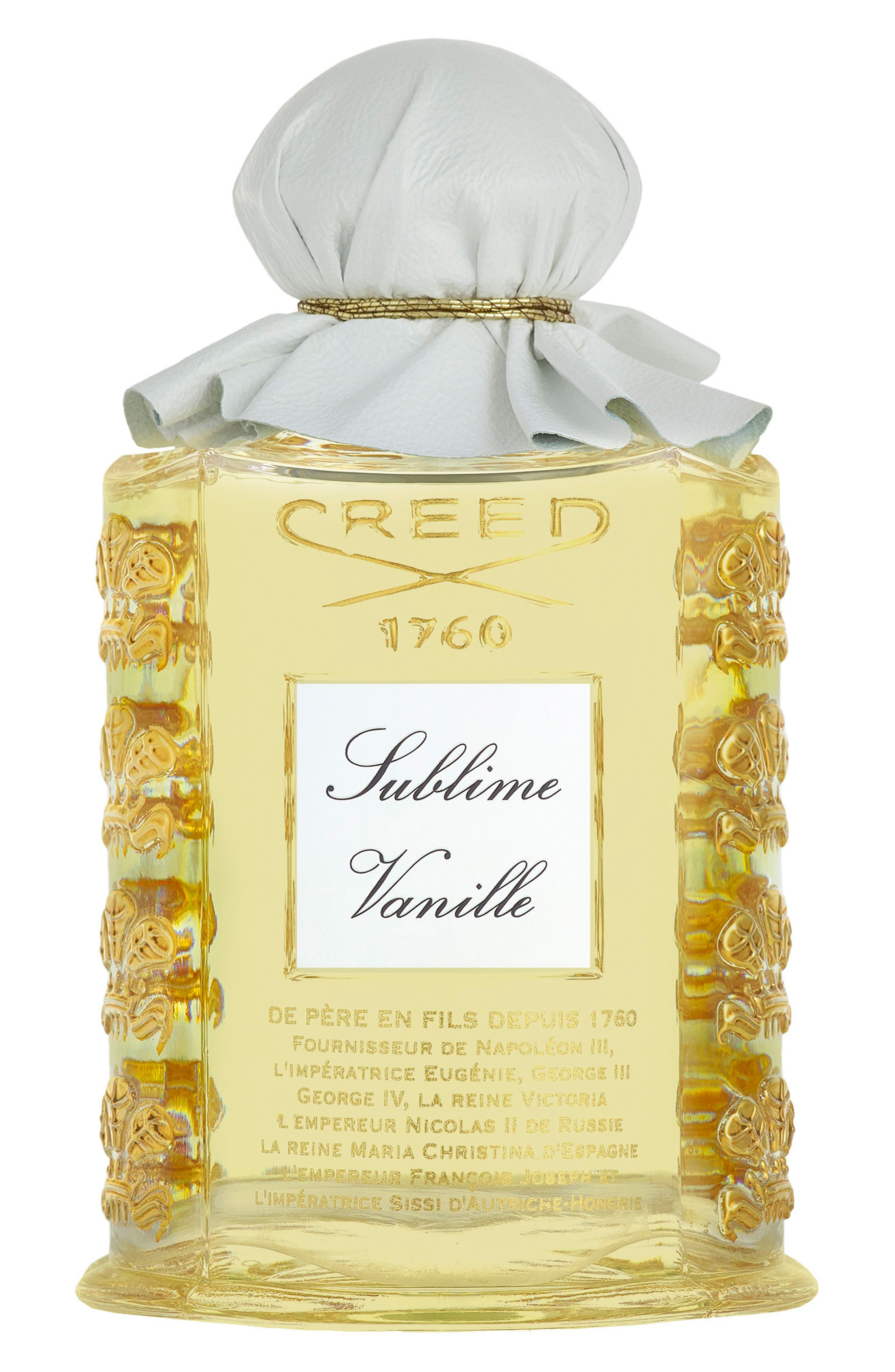 Les Royales Exclusives Sublime Vanille Fragrance,                             Main thumbnail 1, color,                             NO COLOR