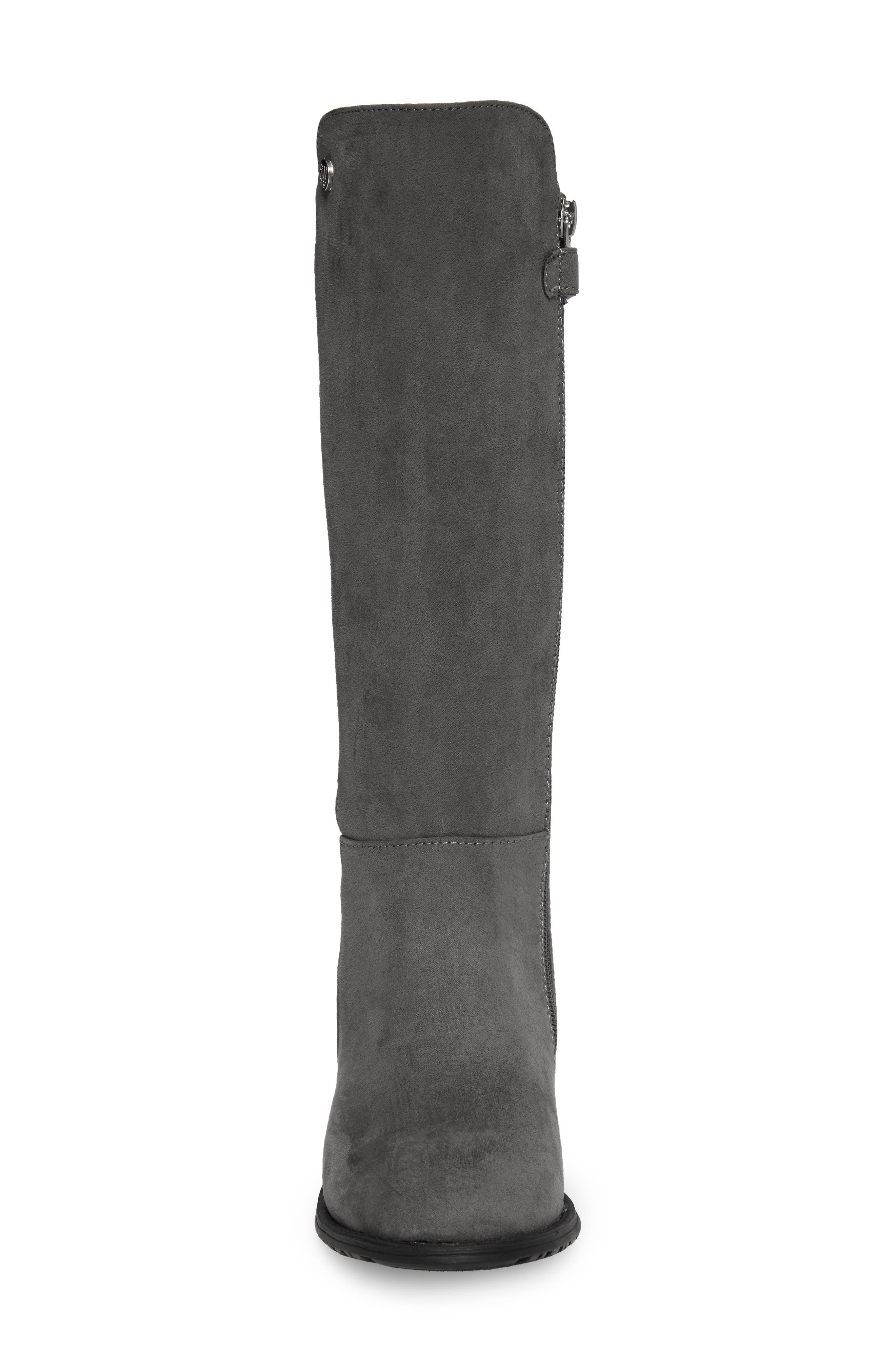 5050 Tall Riding Boot,                             Alternate thumbnail 4, color,                             050