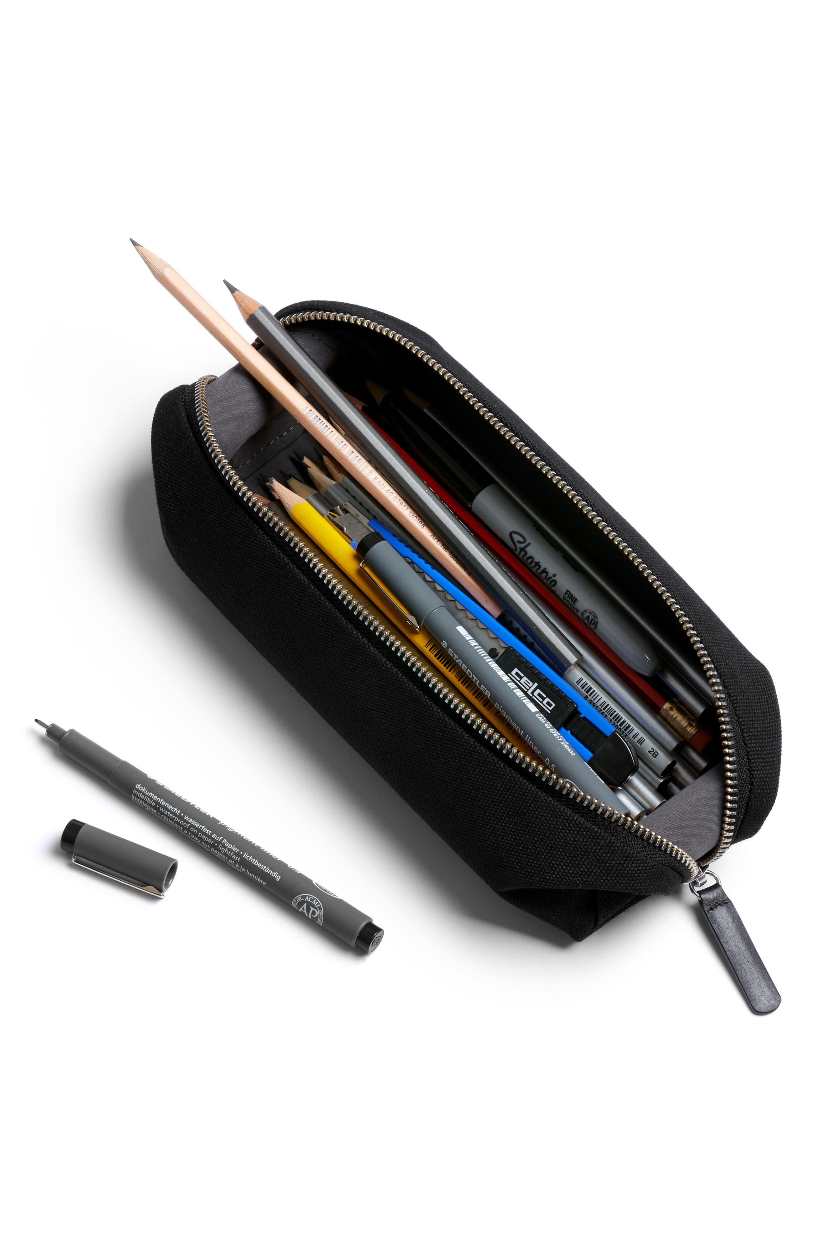 Pencil Case Plus,                             Alternate thumbnail 4, color,                             001