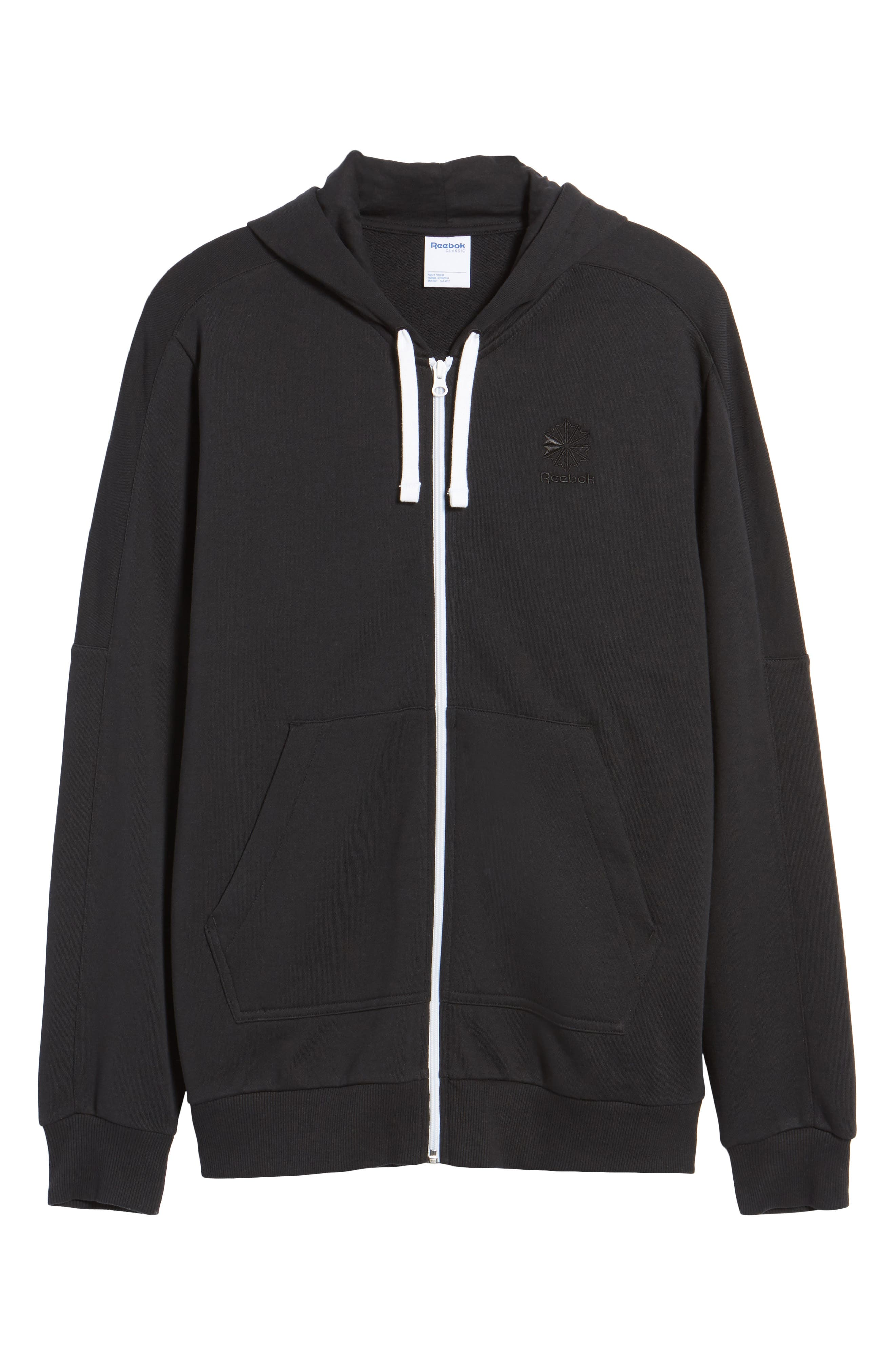 Classic Graphic Zip Hoodie,                             Alternate thumbnail 11, color,