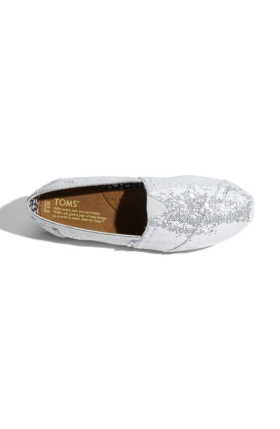 'Classic - Glitter' Slip-On,                             Alternate thumbnail 25, color,