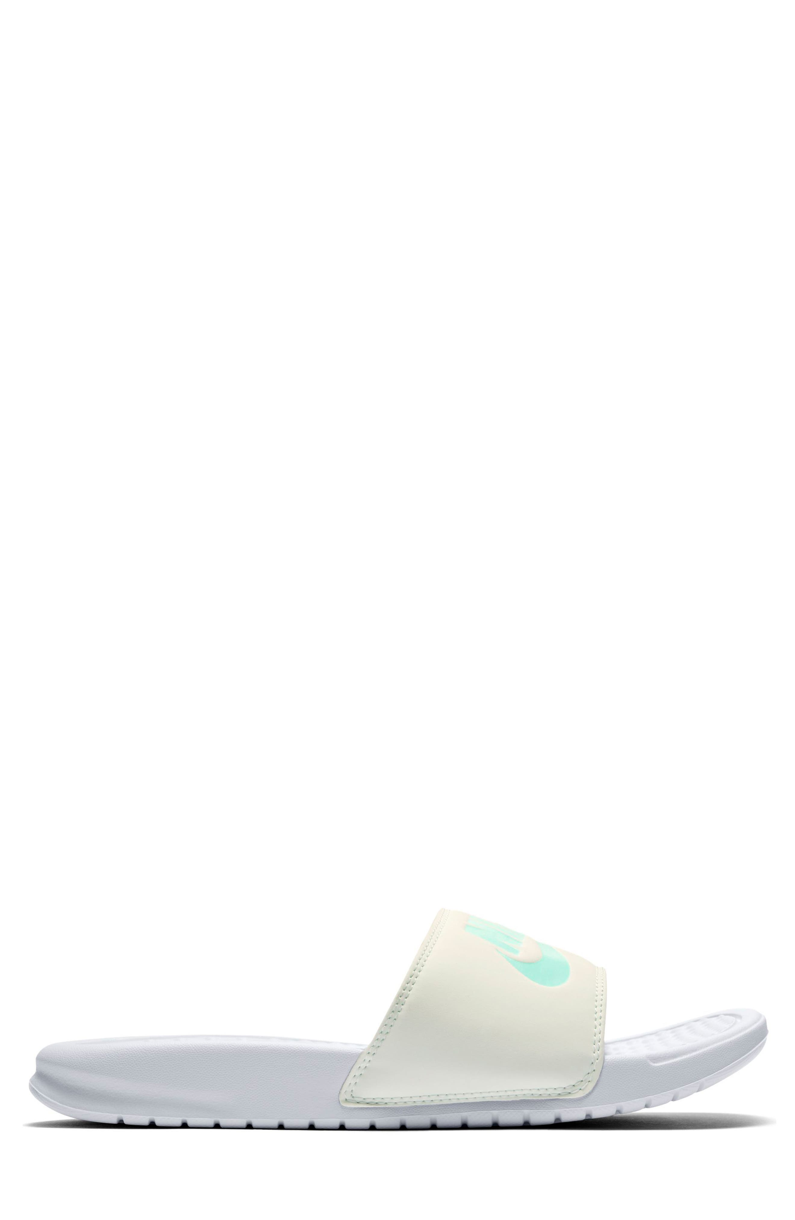 Benassi Slide Sandal,                             Alternate thumbnail 11, color,
