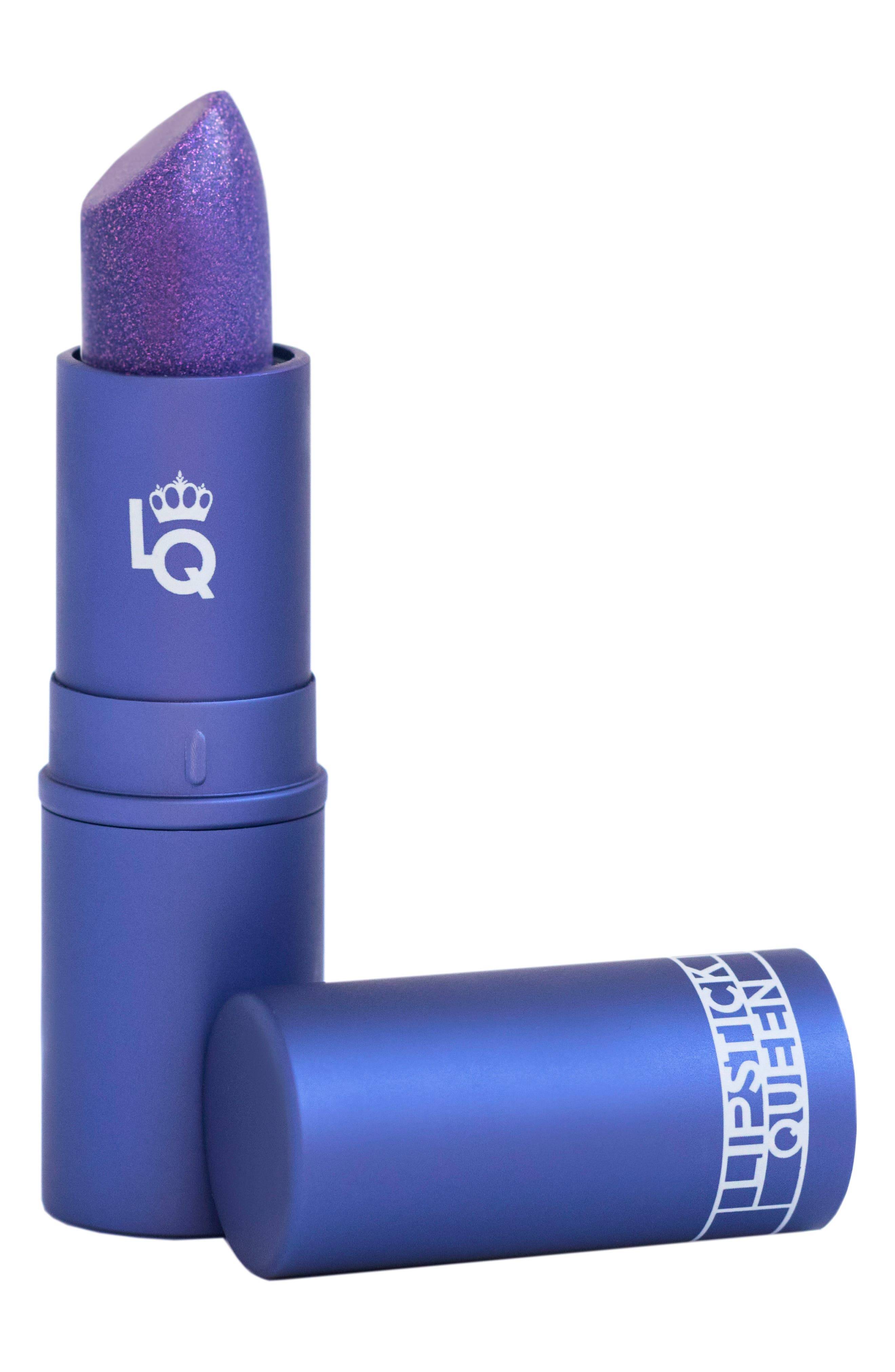 SPACE.NK.apothecary Lipstick Queen Blue By You Lipstick,                             Main thumbnail 1, color,                             PURPLE