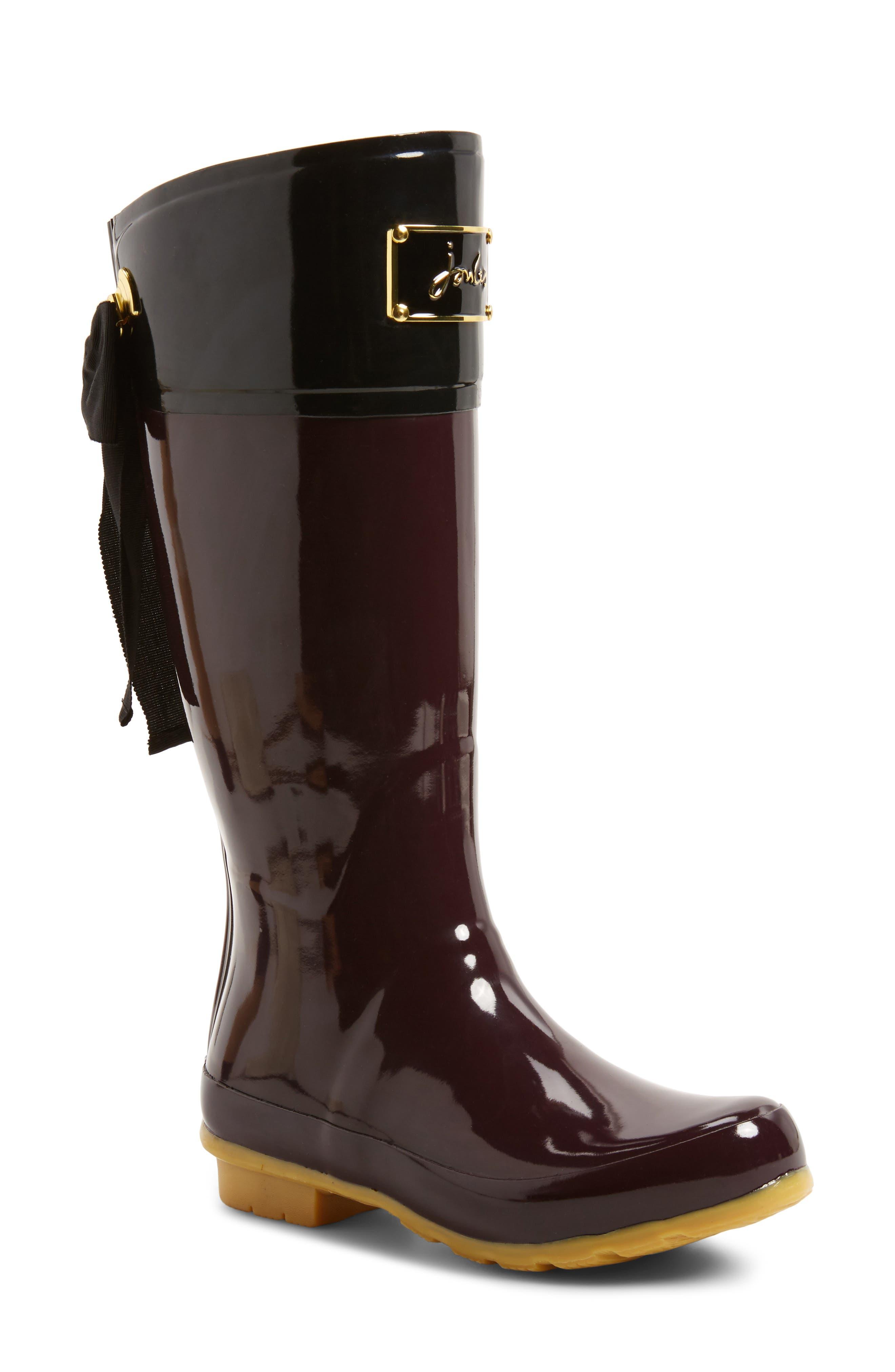 'Evedon' Rain Boot,                             Main thumbnail 9, color,