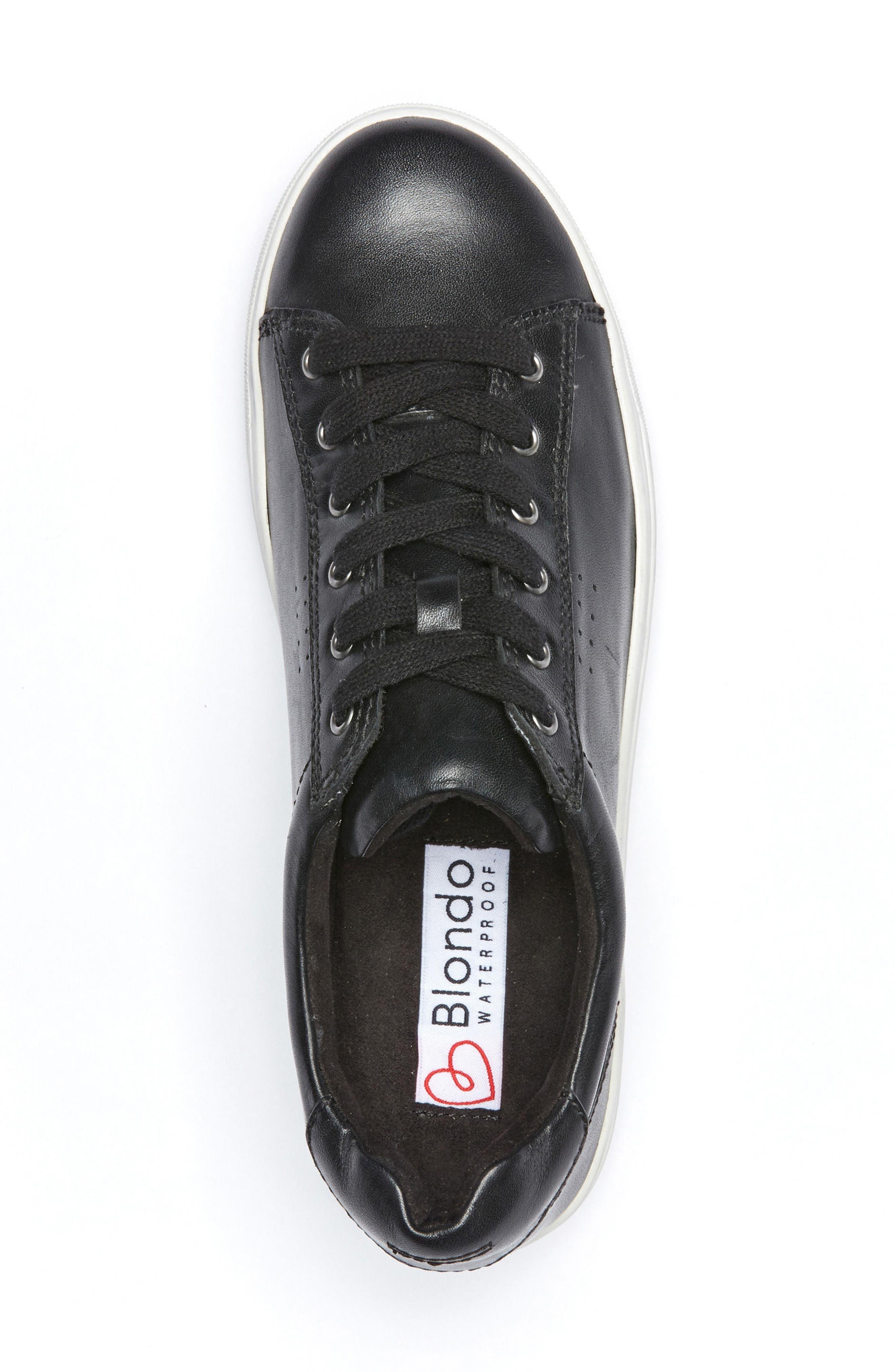 Jayden Waterproof Sneaker,                             Alternate thumbnail 9, color,