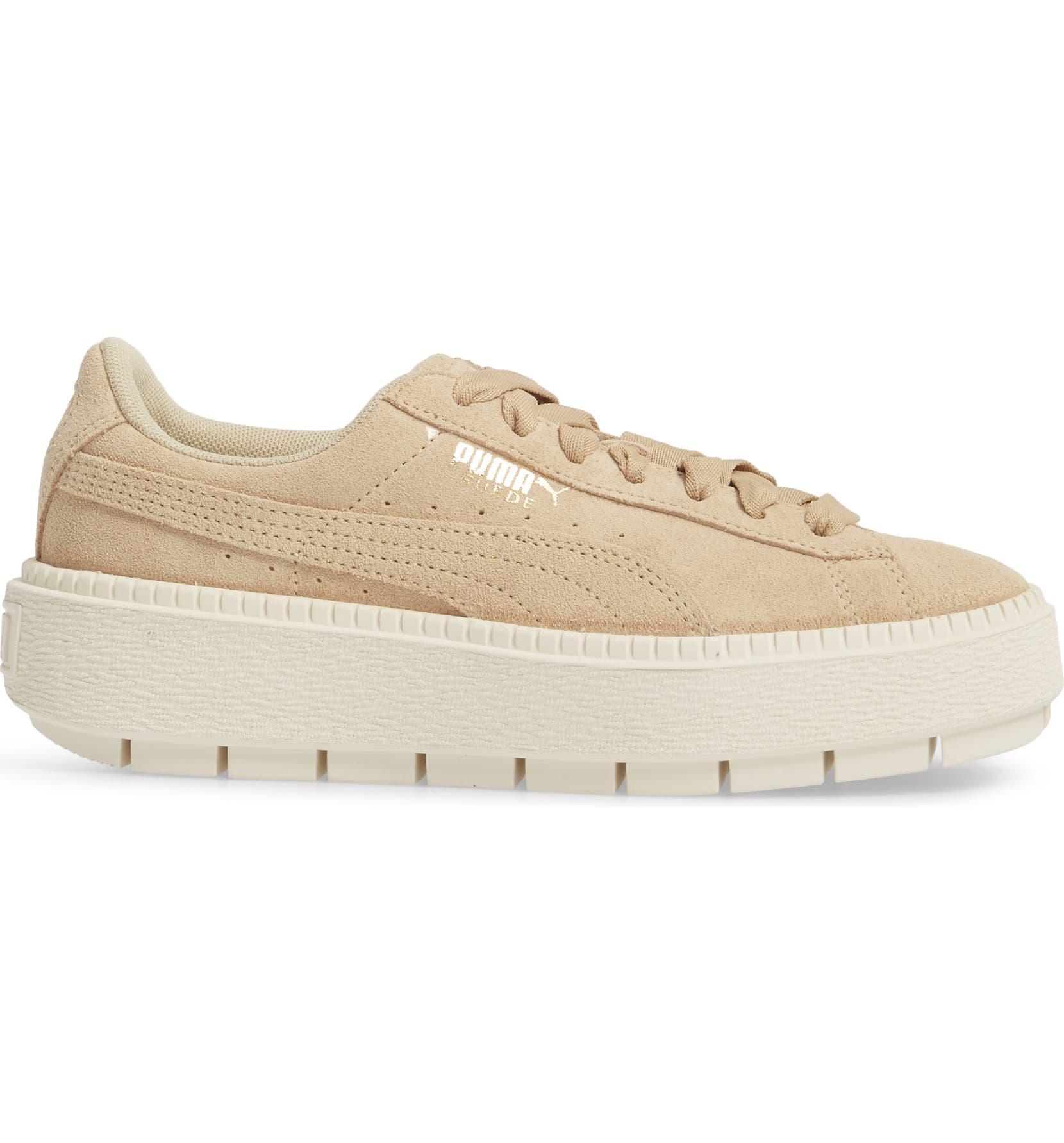 5ff827d2cd60 PUMA Platform Trace Sneaker (Women)