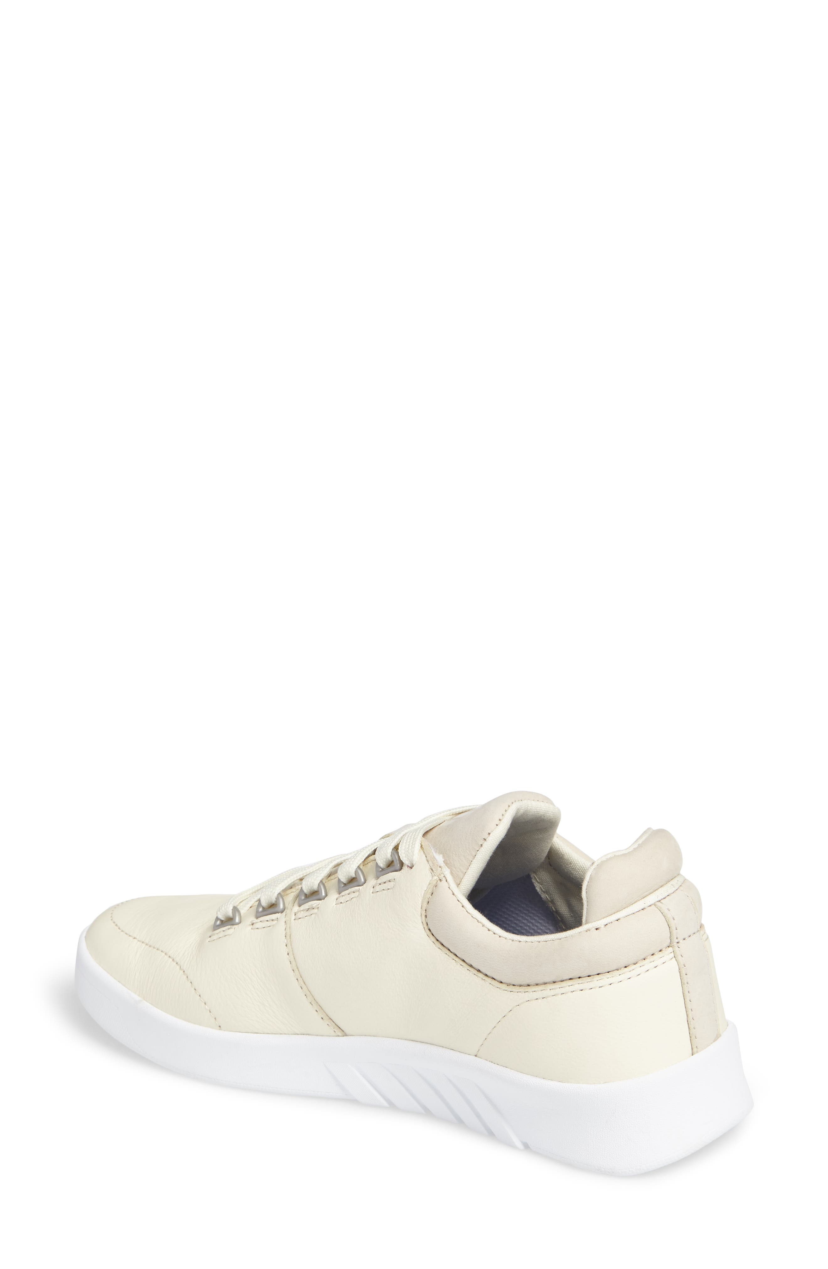 Aero Trainer Sneaker,                             Alternate thumbnail 2, color,                             VANILLA ICE/ WHITE