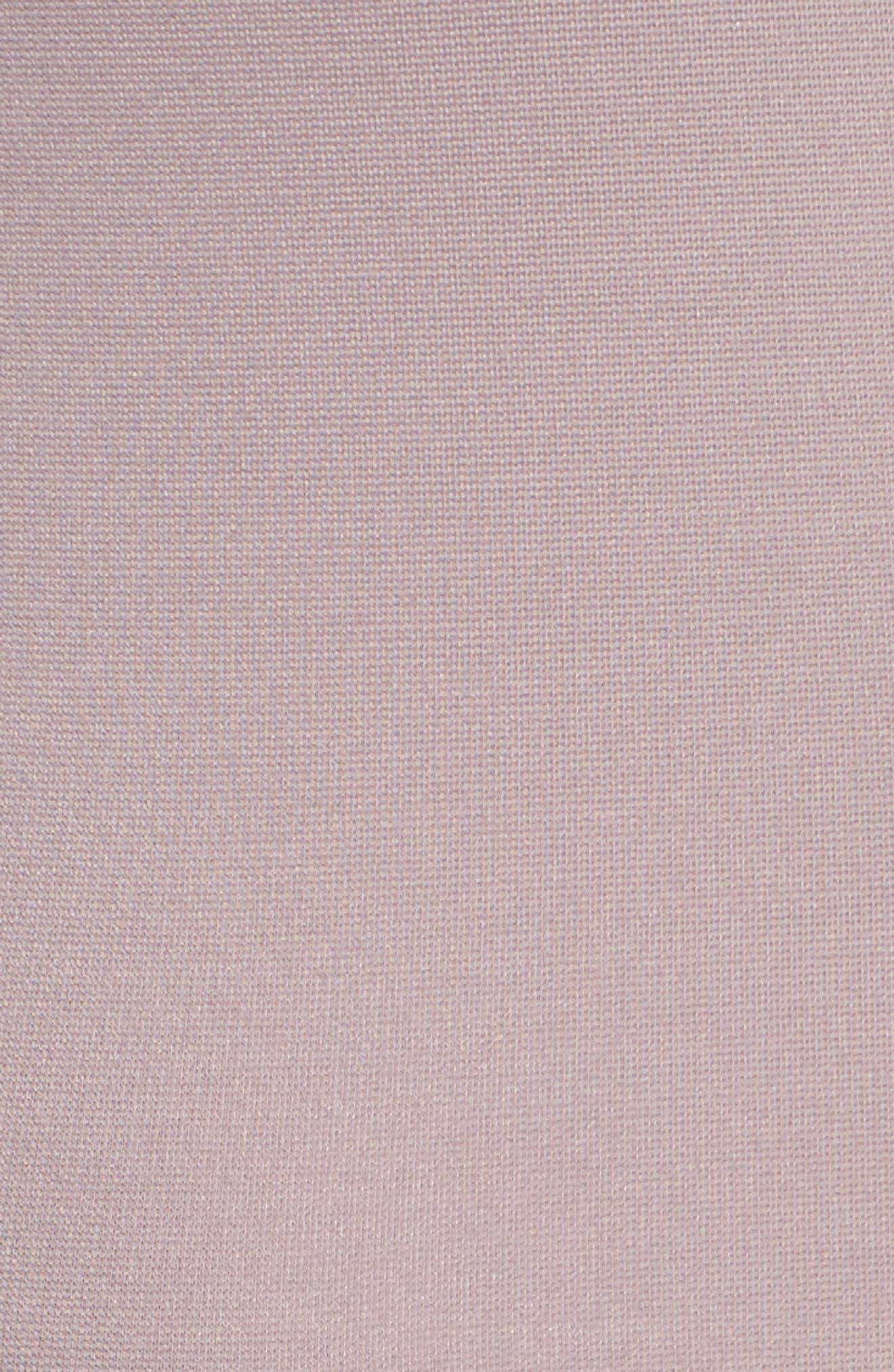 Stretch Knit Midi Dress,                             Alternate thumbnail 51, color,