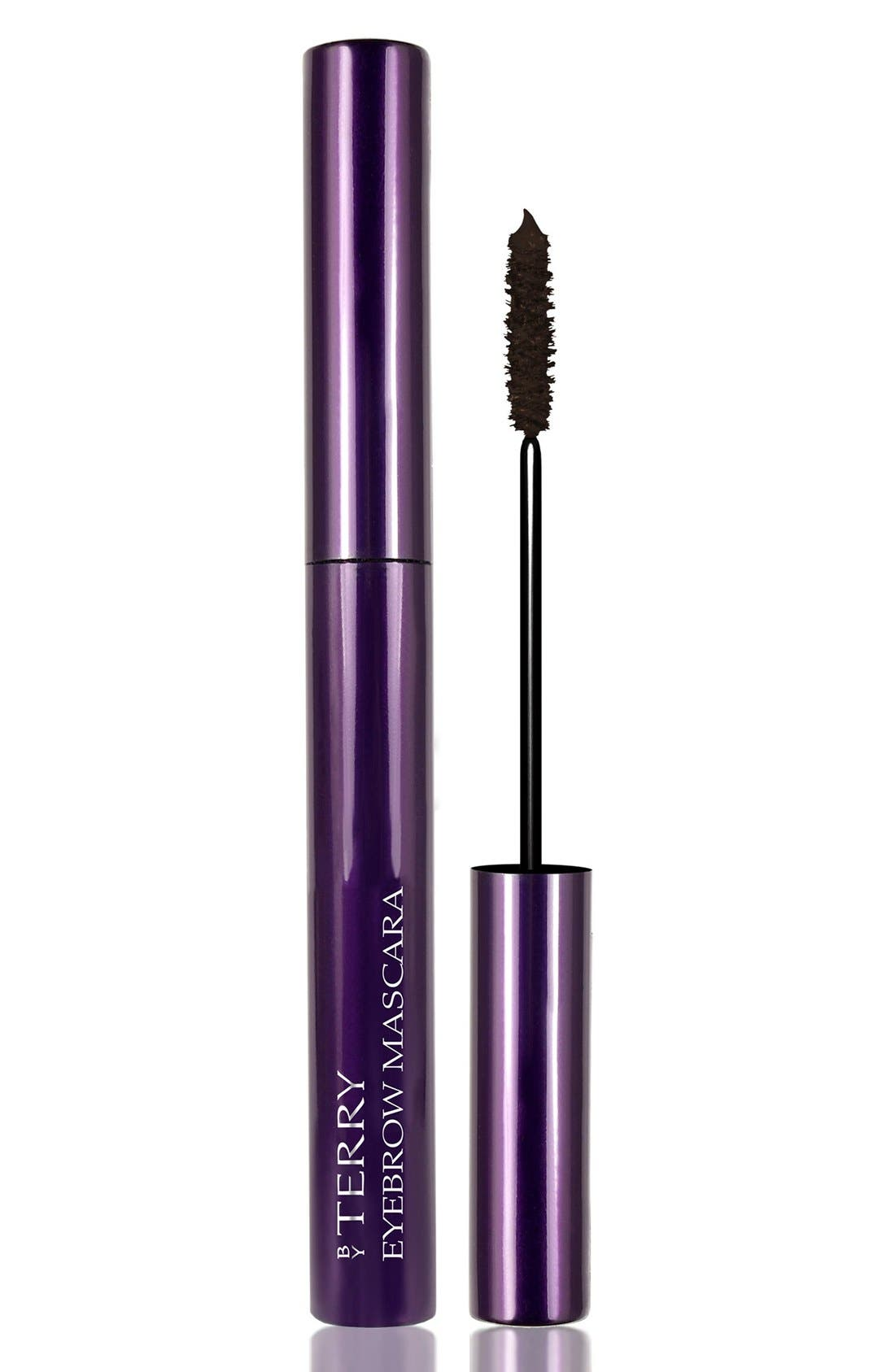 SPACE.NK.apothecary By Terry Eyebrow Mascara,                             Main thumbnail 1, color,                             4 DARK BROWN