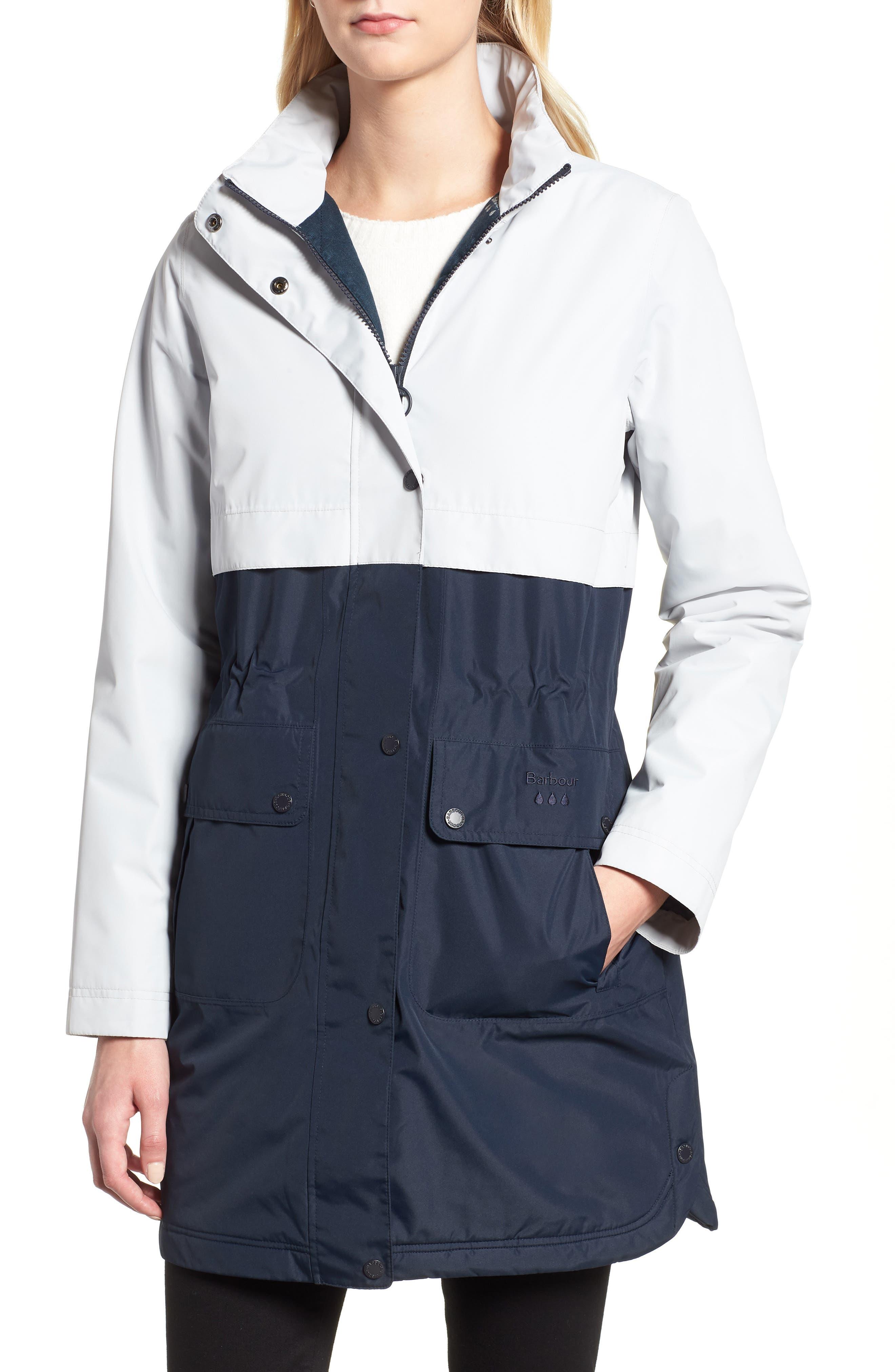 Damini Waterproof Jacket,                             Alternate thumbnail 4, color,                             410