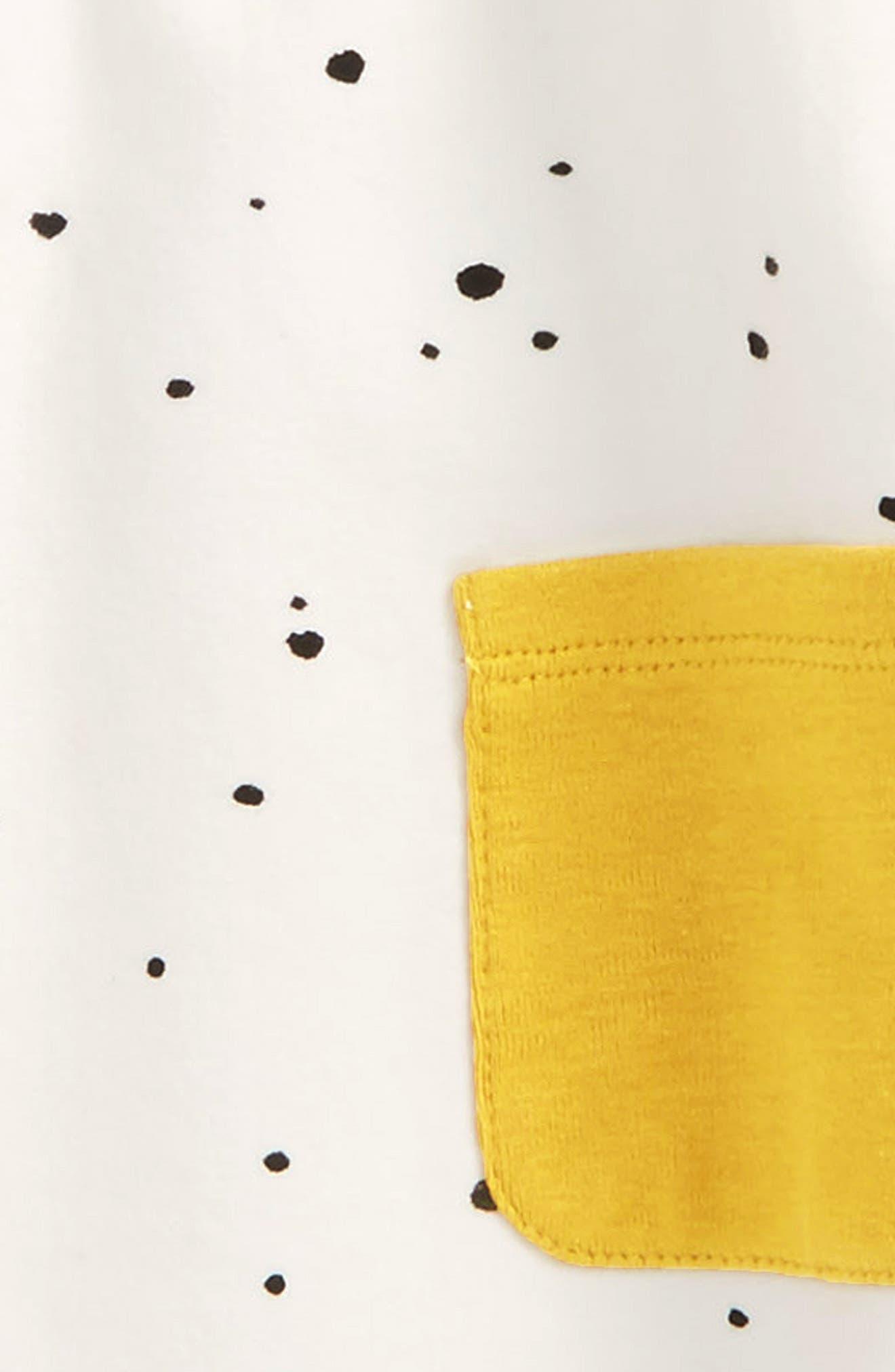 Print Dress & Leggings,                             Alternate thumbnail 2, color,