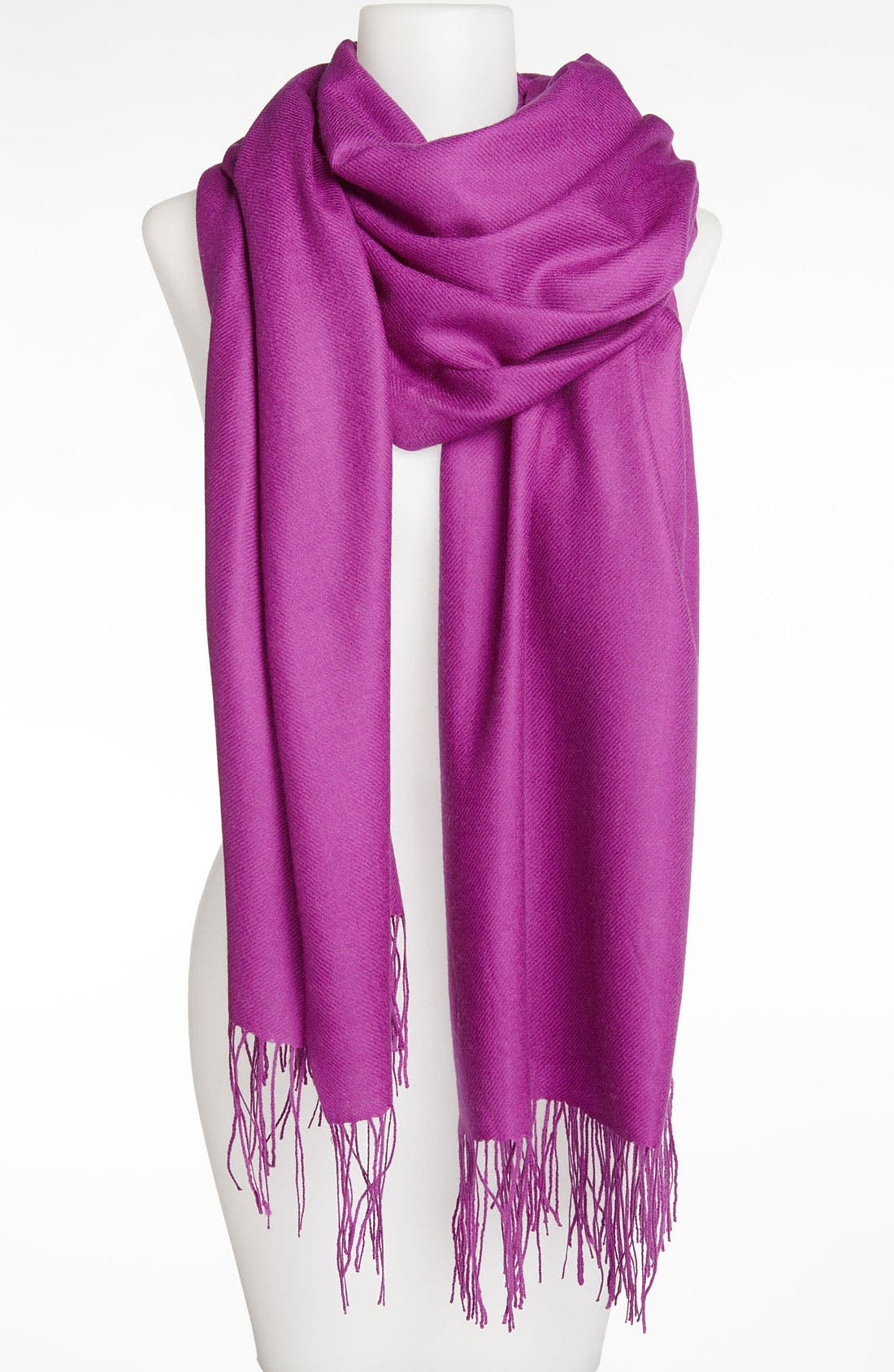 Tissue Weight Wool & Cashmere Wrap,                             Main thumbnail 118, color,