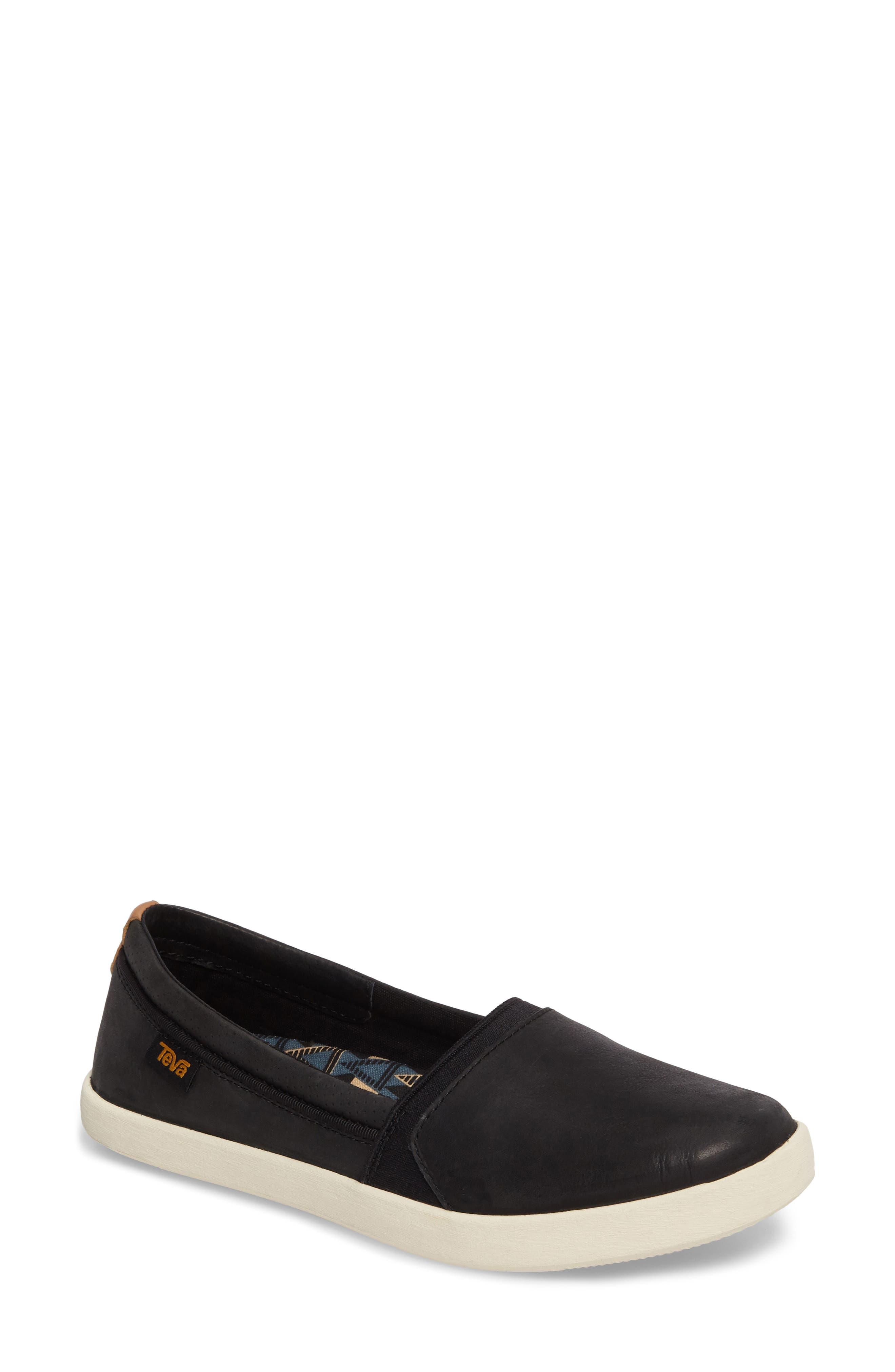Willow Slip-On Sneaker,                         Main,                         color, 001