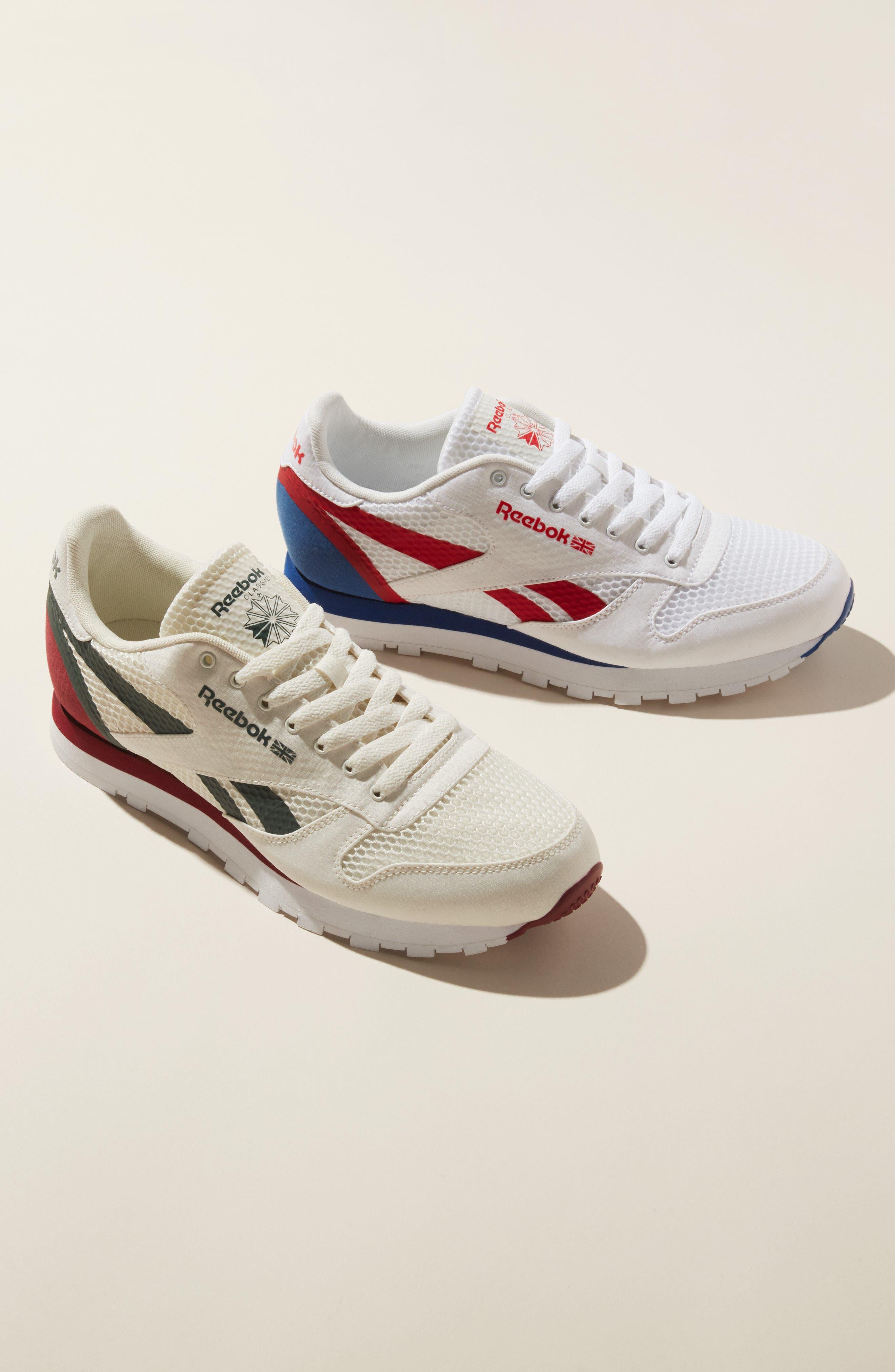 Classic Leather MVS Sneaker,                             Main thumbnail 1, color,                             001