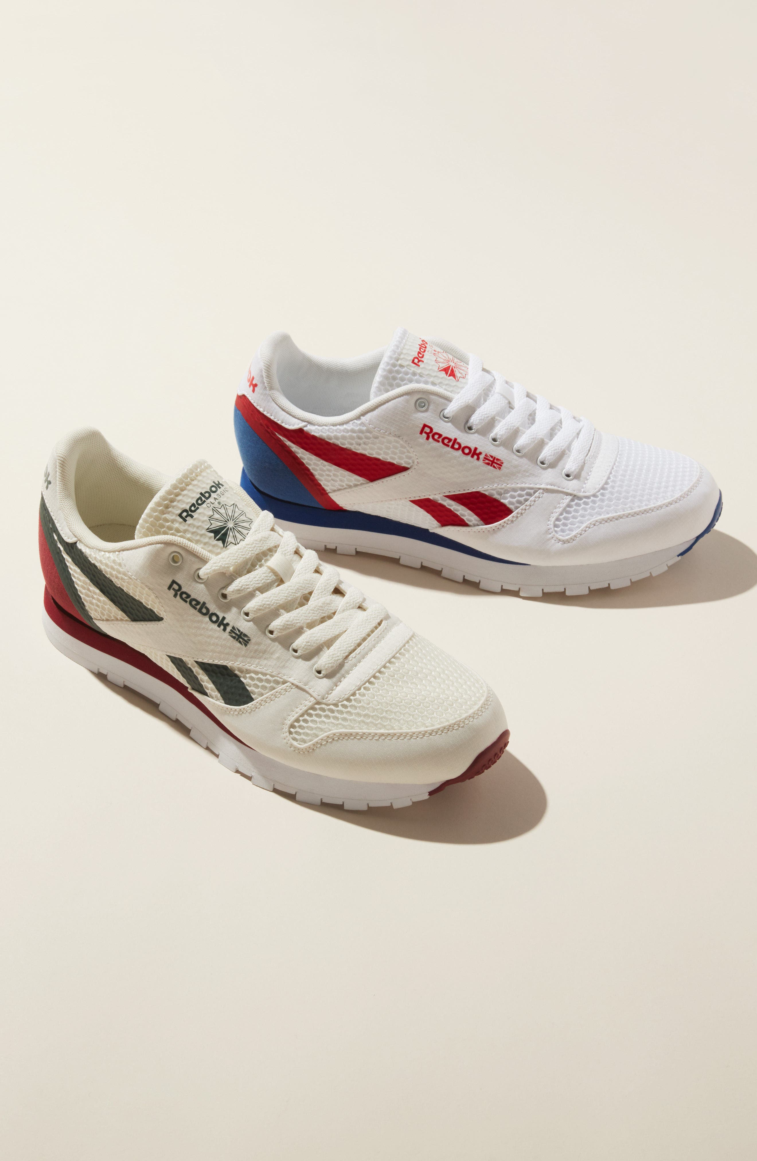 Classic Leather MVS Sneaker,                         Main,                         color, 001